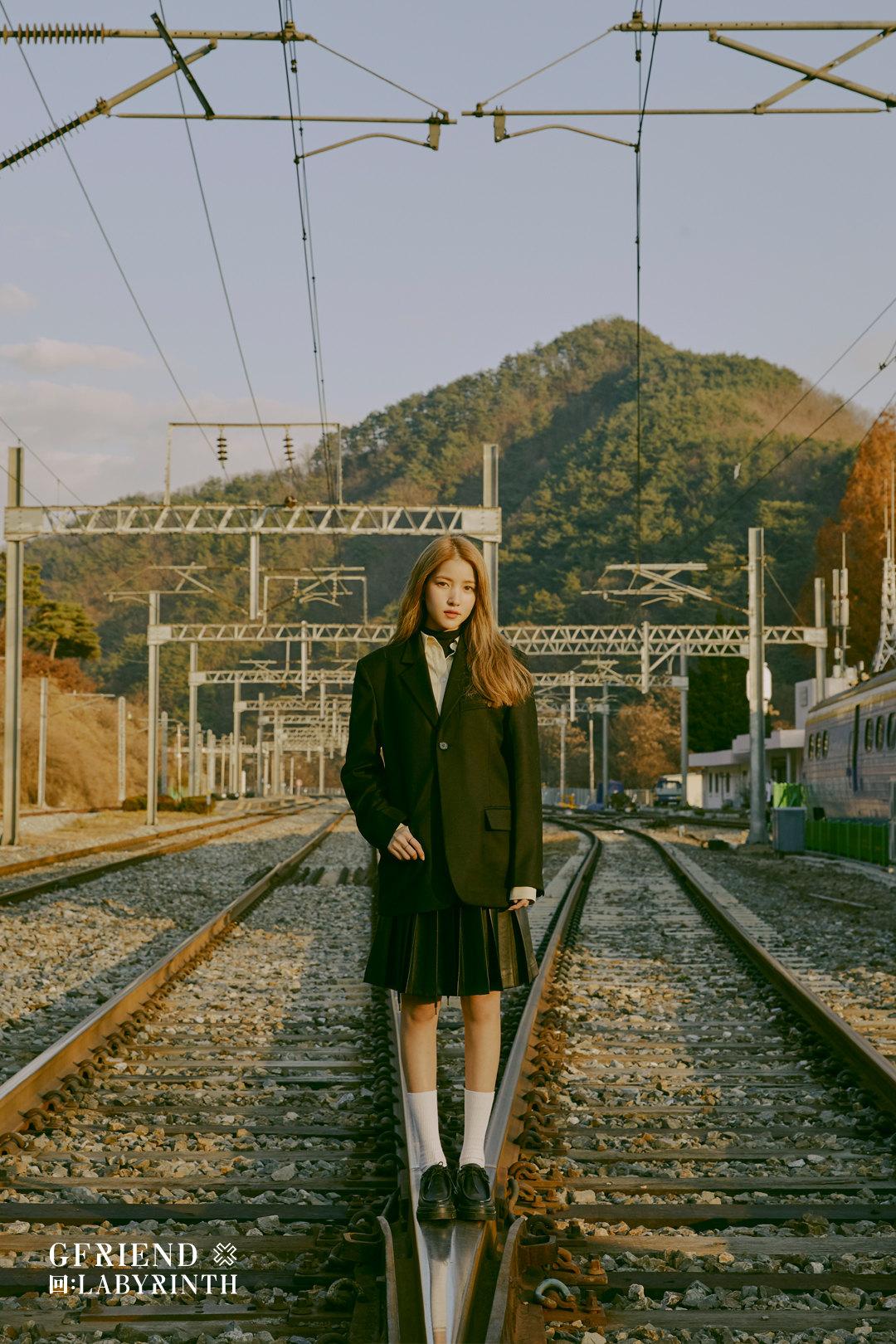 GFRIEND Sowon Labyrinth Teaser