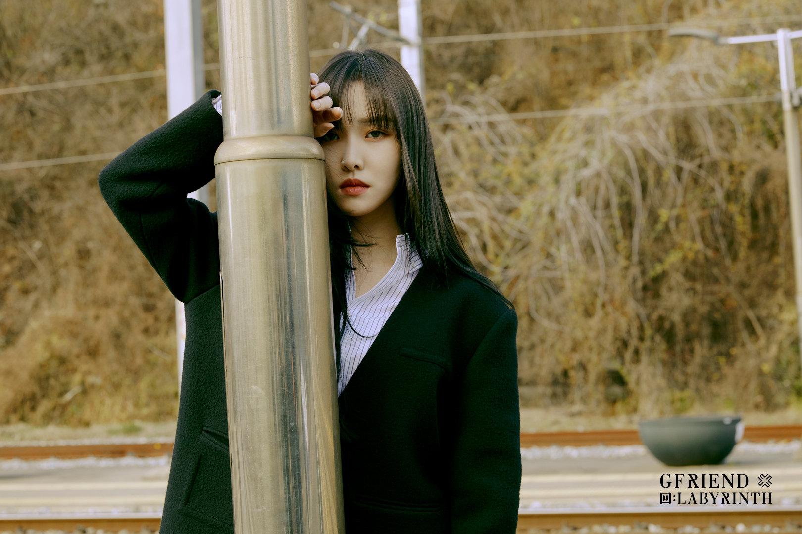GFRIEND Yuju Labyrinth Teaser