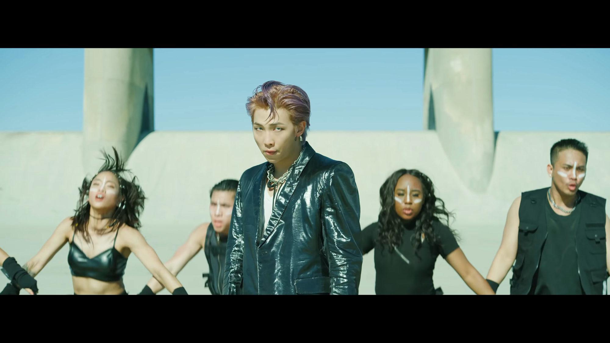 BTS RM On