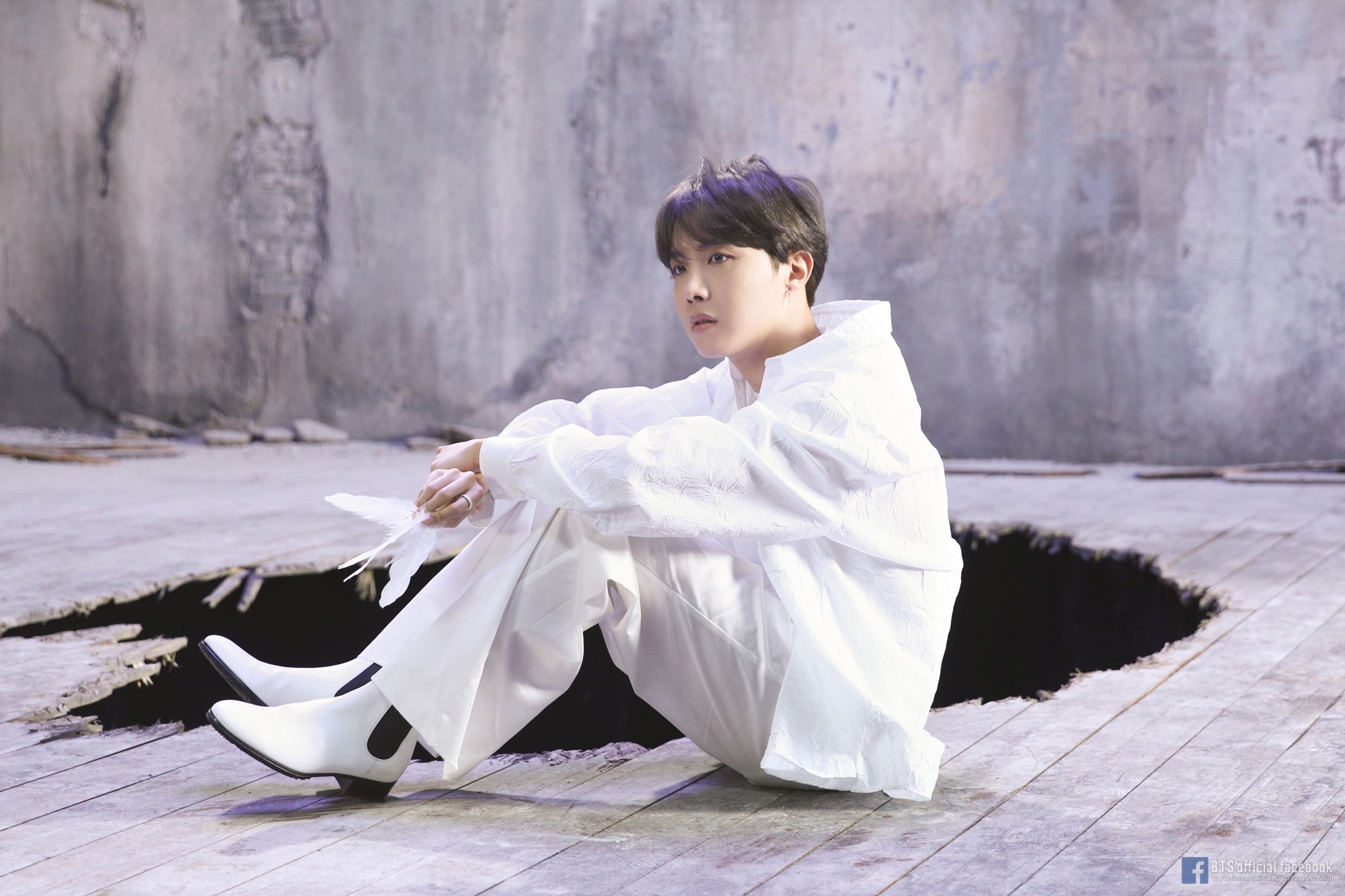 BTS J-Hope MAP OF THE SOUL : 7