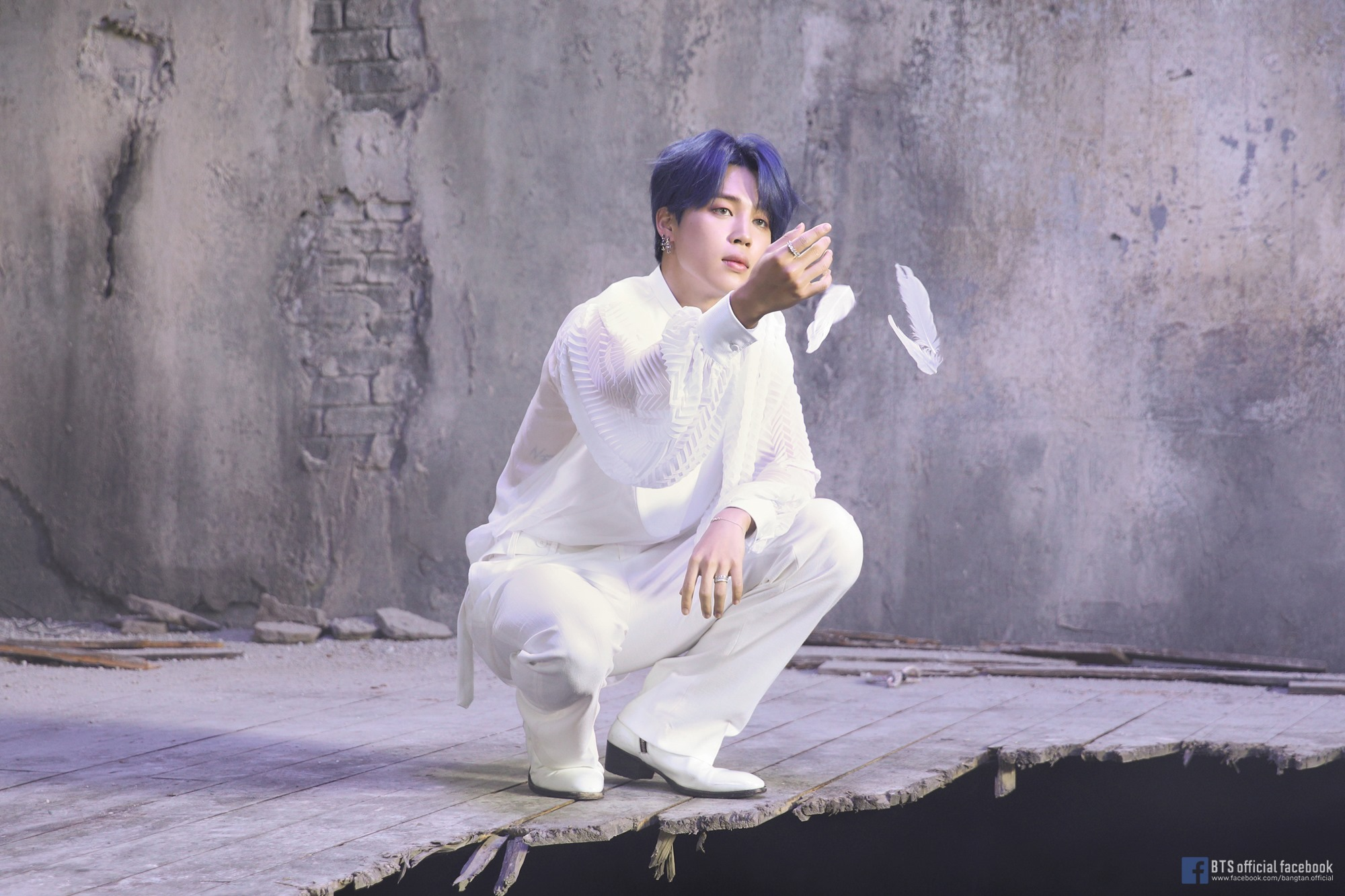 BTS Jimin MAP OF THE SOUL : 7