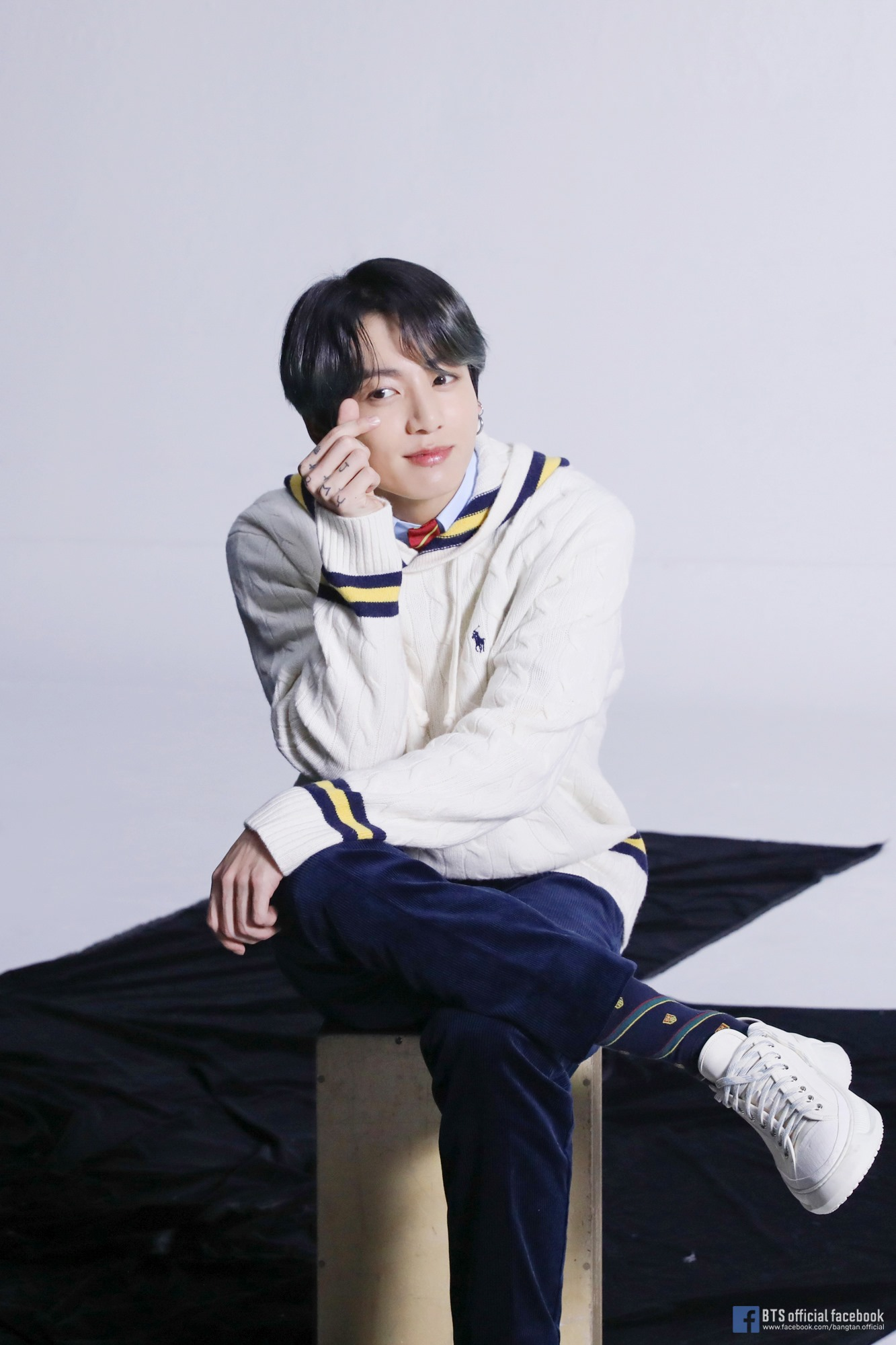 BTS Jungkook  Map Of The Soul 7