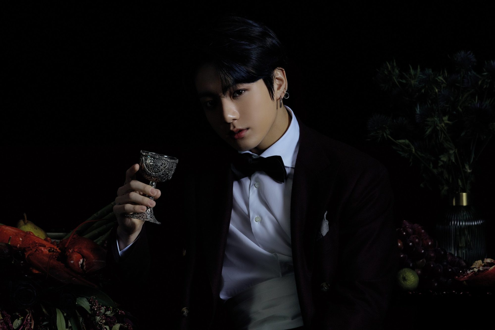 BTS Map Of The Soul 7 Jungkook