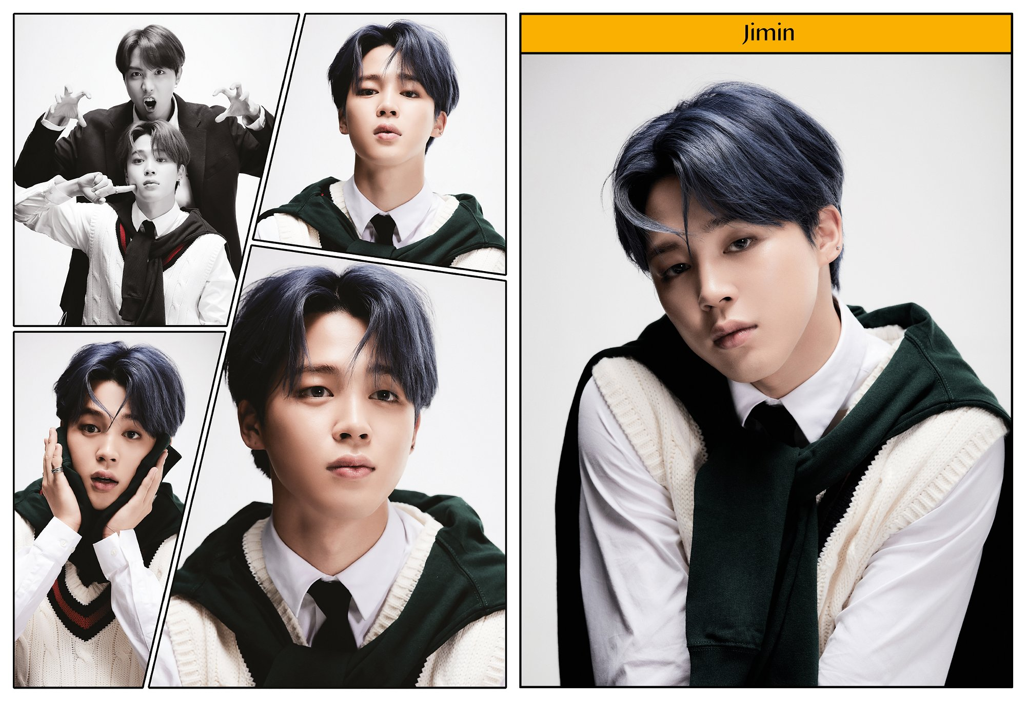 BTS Map Of The Soul 7 Jimin