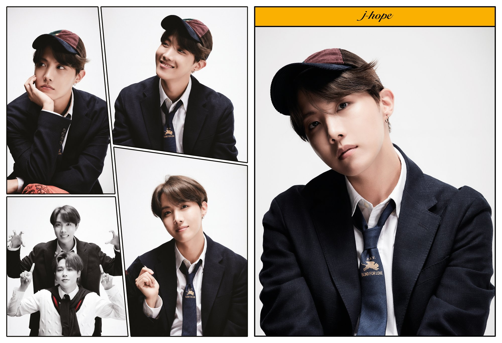 BTS Map Of The Soul 7 J-Hope
