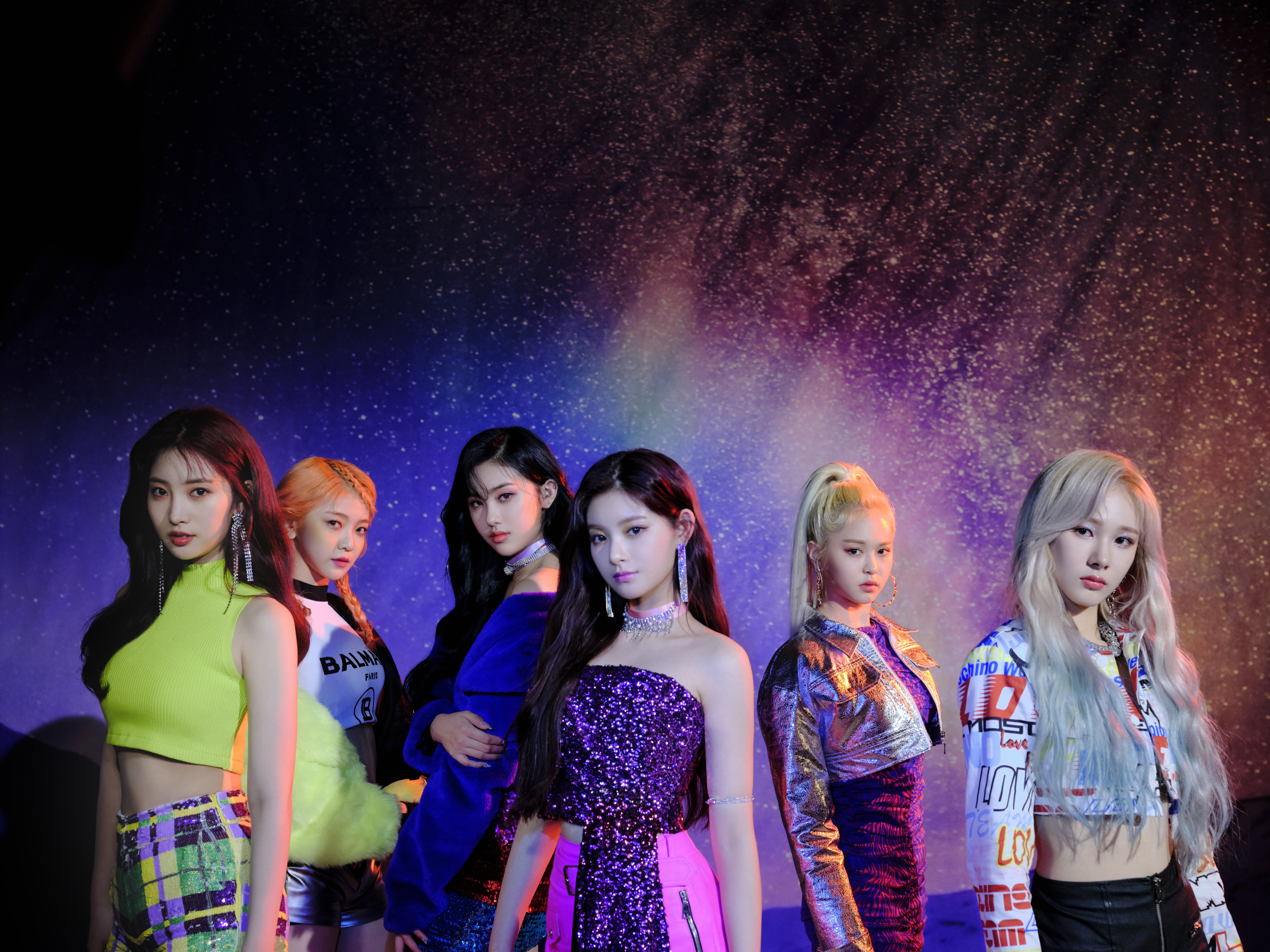 Everglow Members Profile K Pop Database Dbkpop Com For everglow 5 июн 2019 в 16:12. k pop database