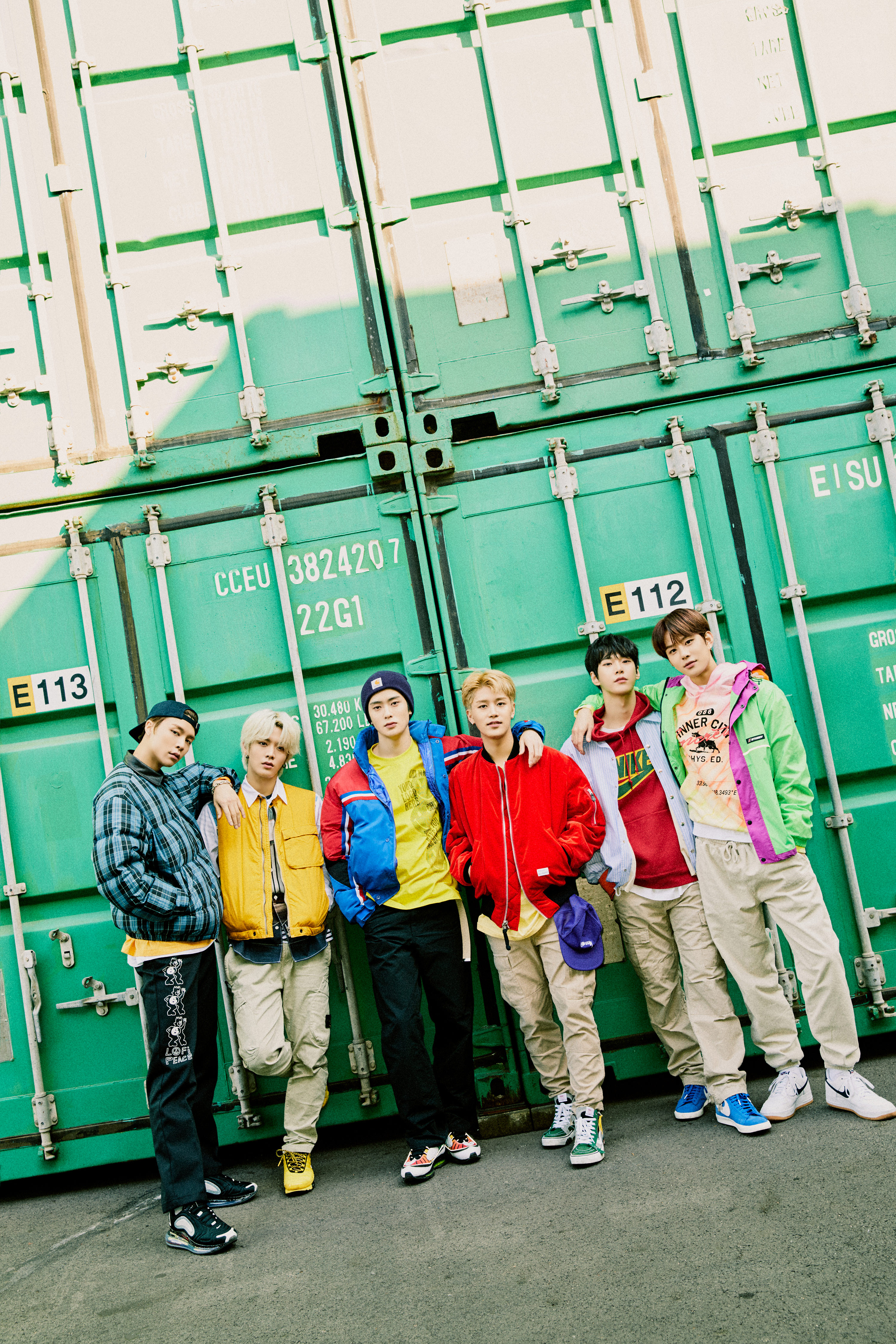 nct 127 Love Me Now Group