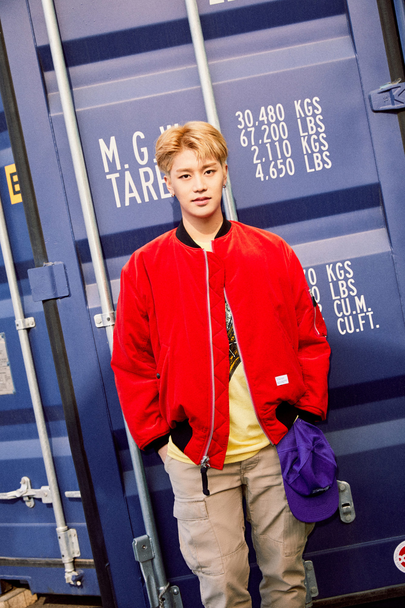 nct 127 Love Me Now Taeil
