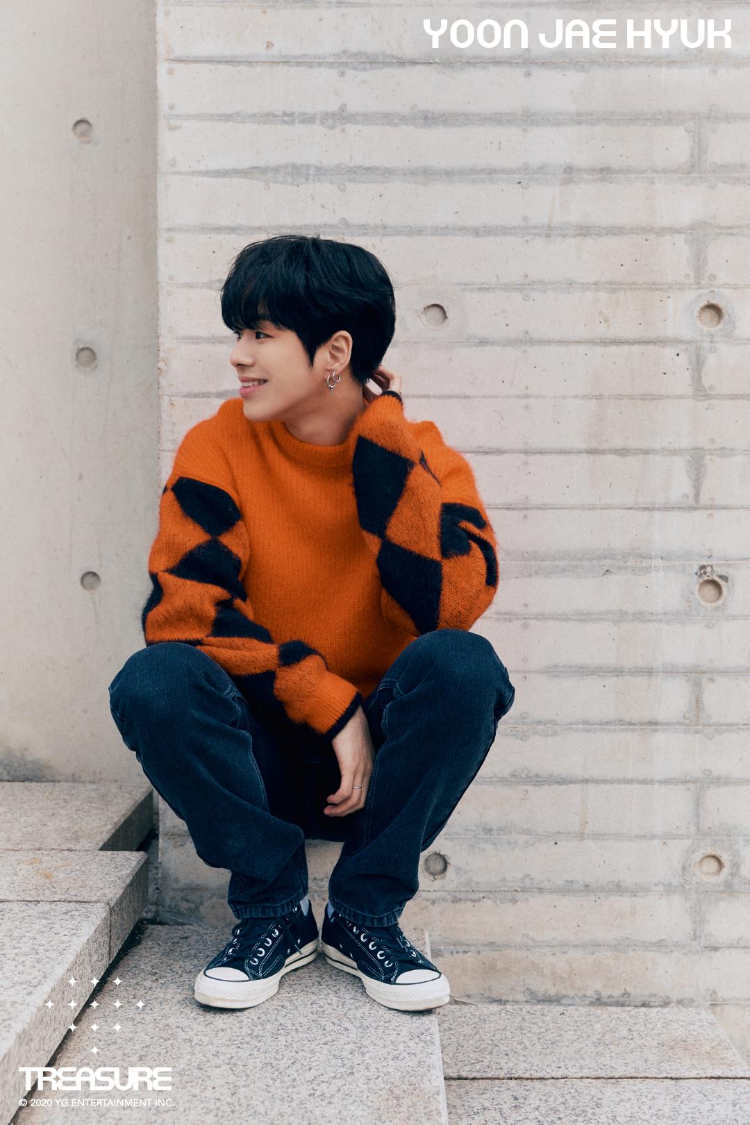 Treasure Yoon Jaehyuk