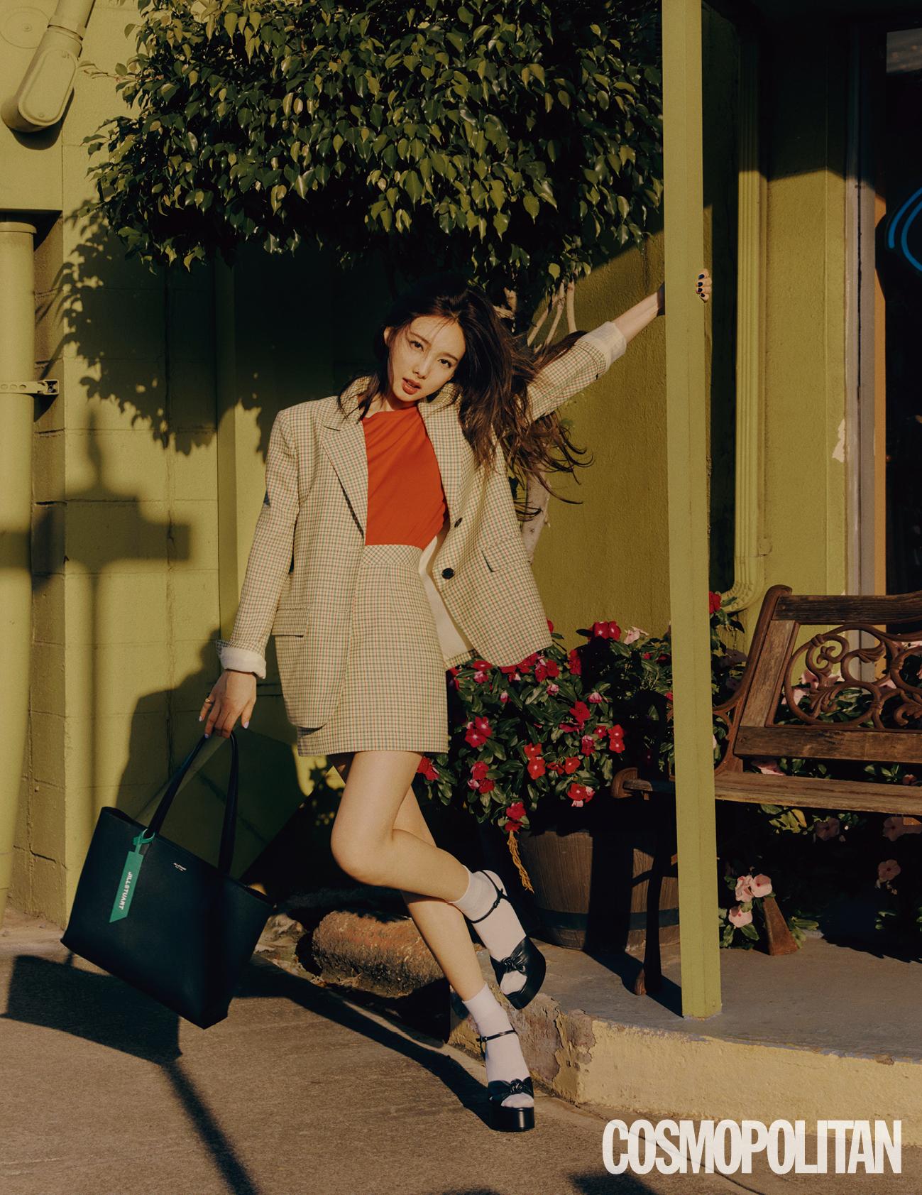 Nayeon Cosmopolitan March 2020