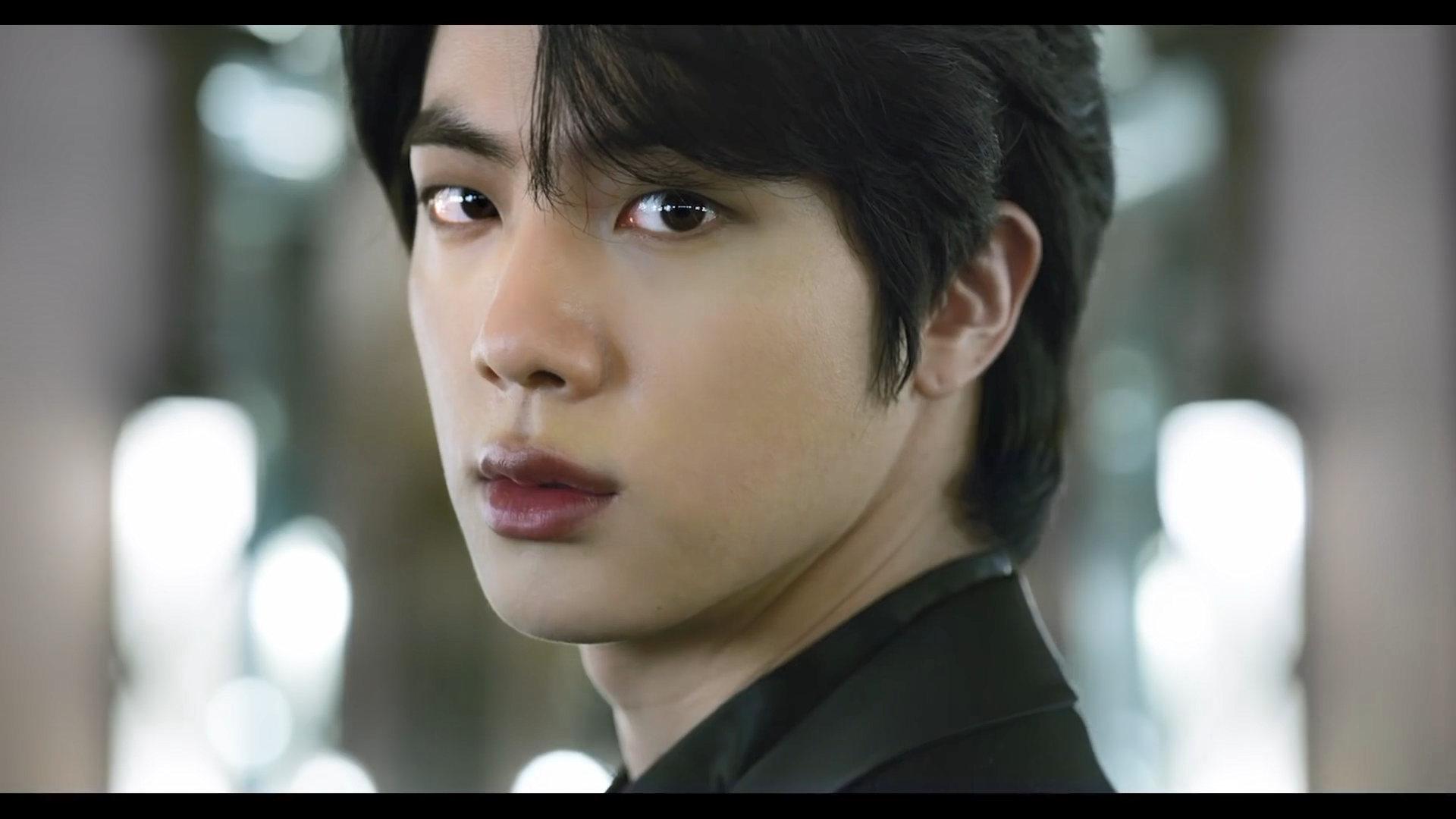 BTS Black Swan Jin 6