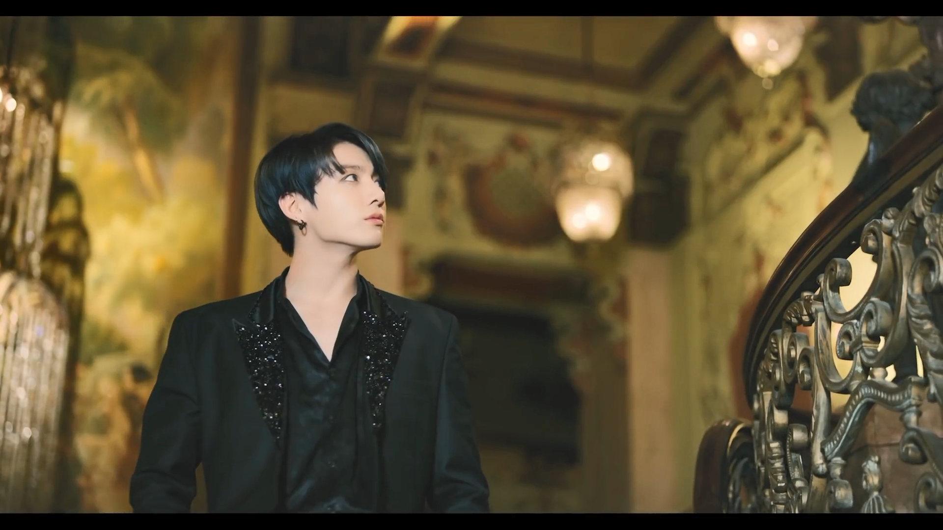 BTS Black Swan Jungkook 5