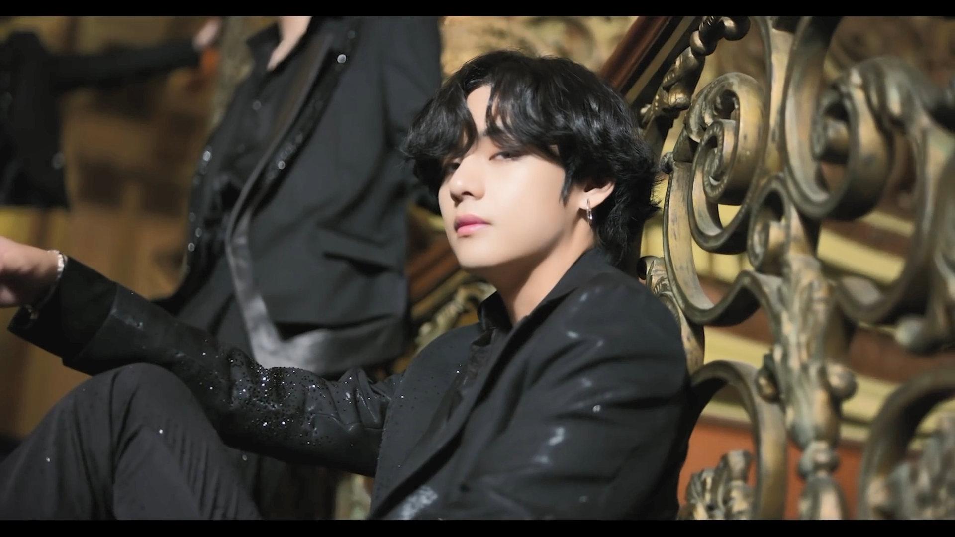 BTS Black Swan V 5