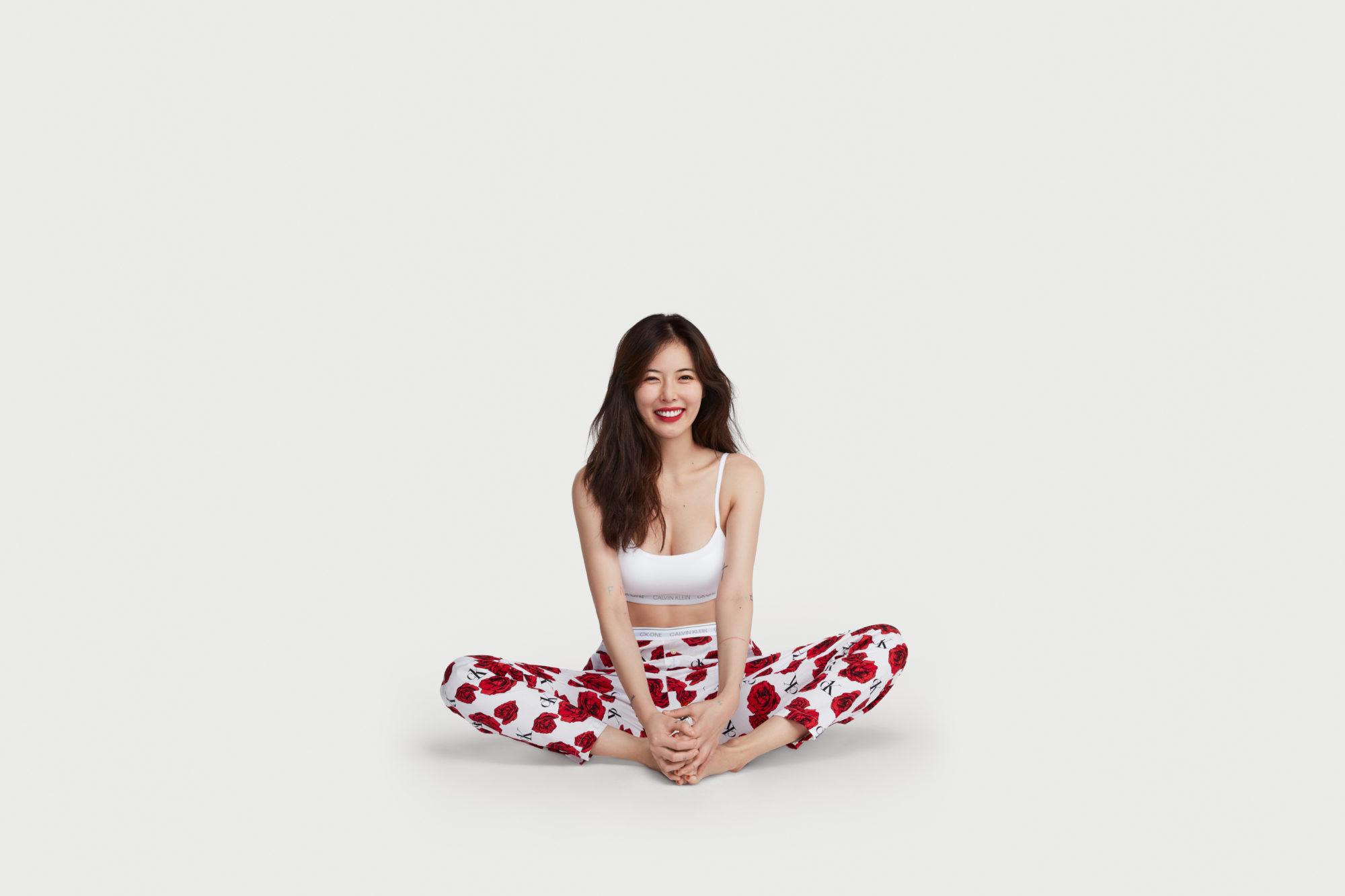 Hyuna Calvin Klein 2020