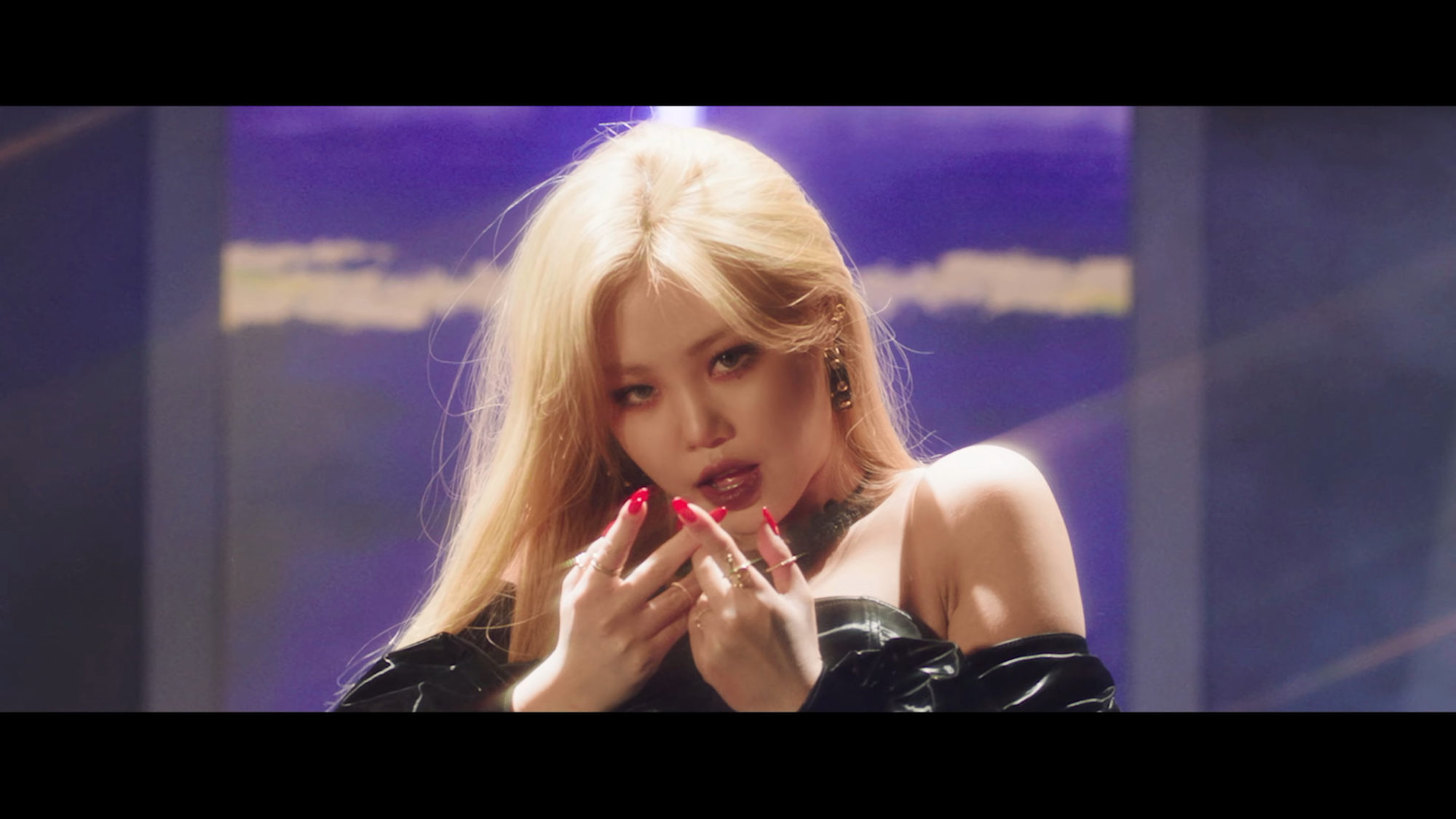 GIDLE Soojin Oh My God