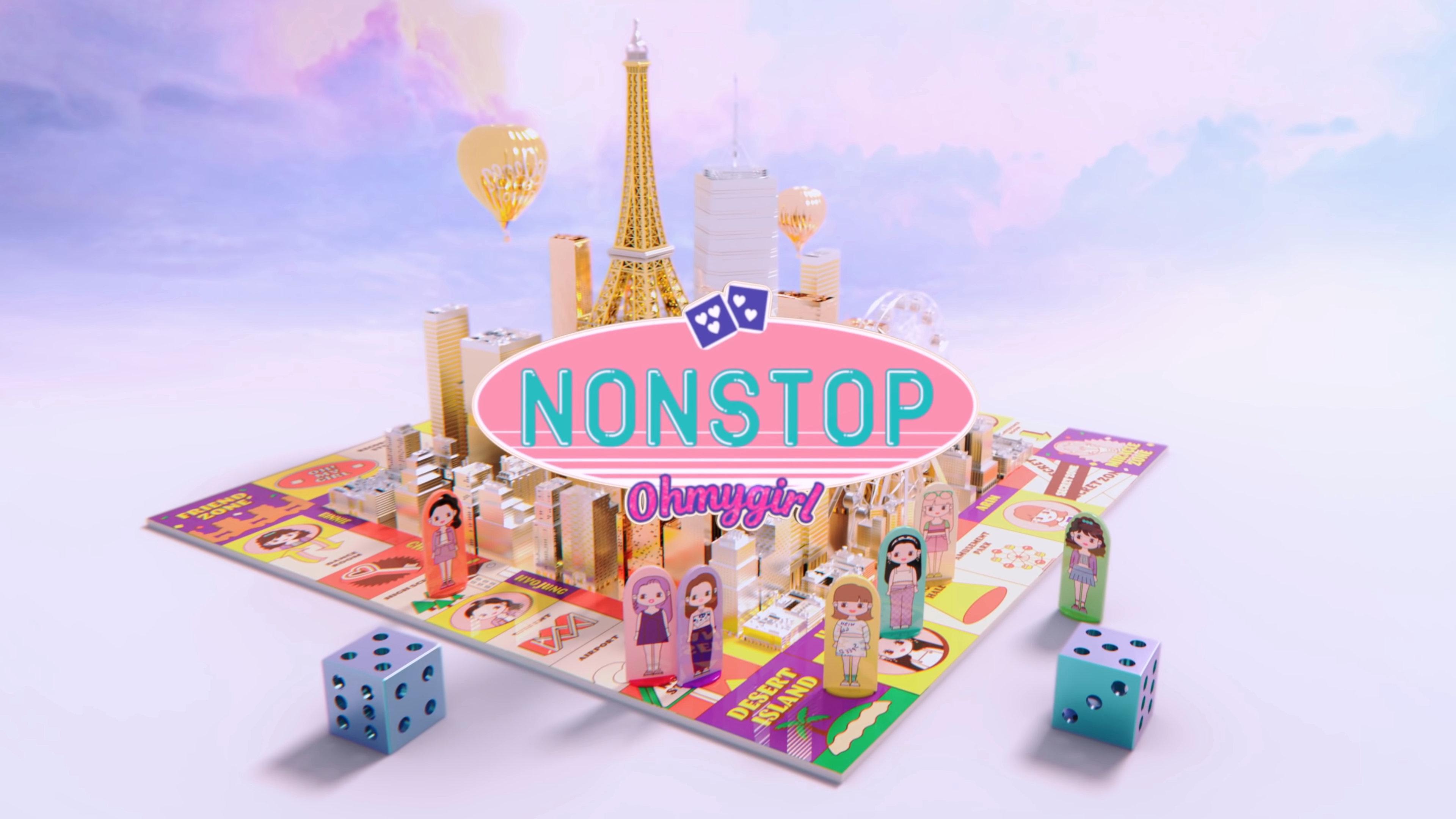 super-girl-mv_Oh My Girl NONSTOP MV Teaser Screencaps (4K) - K-Pop Database / dbkpop.com