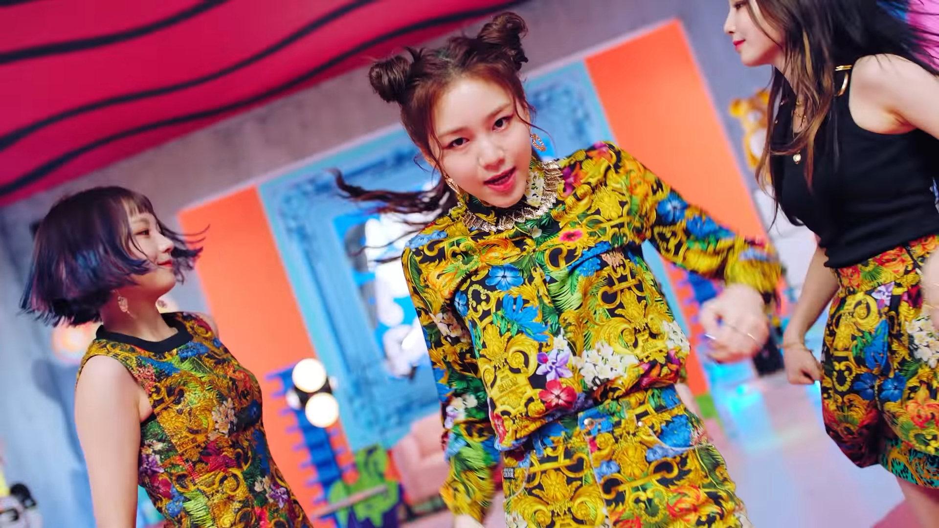 Rocket Punch Dahyun