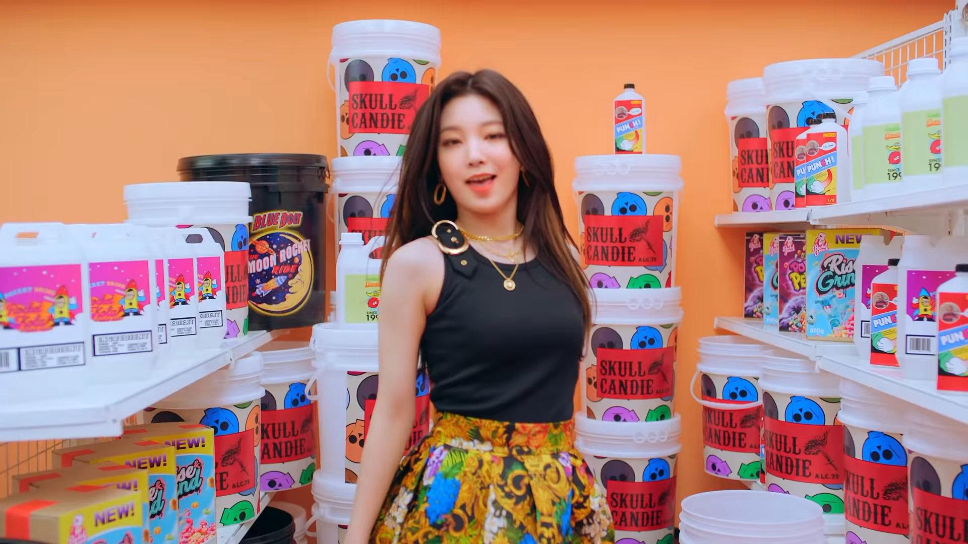 Rocket Punch Yeonhee
