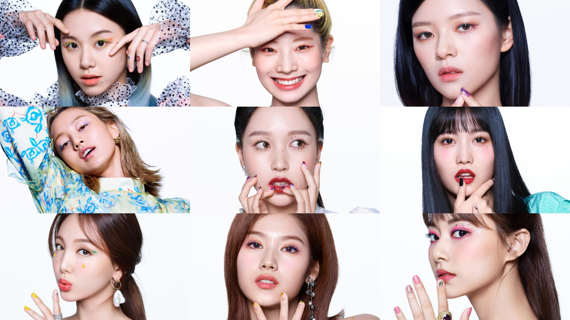 TWICE Allure May 2020