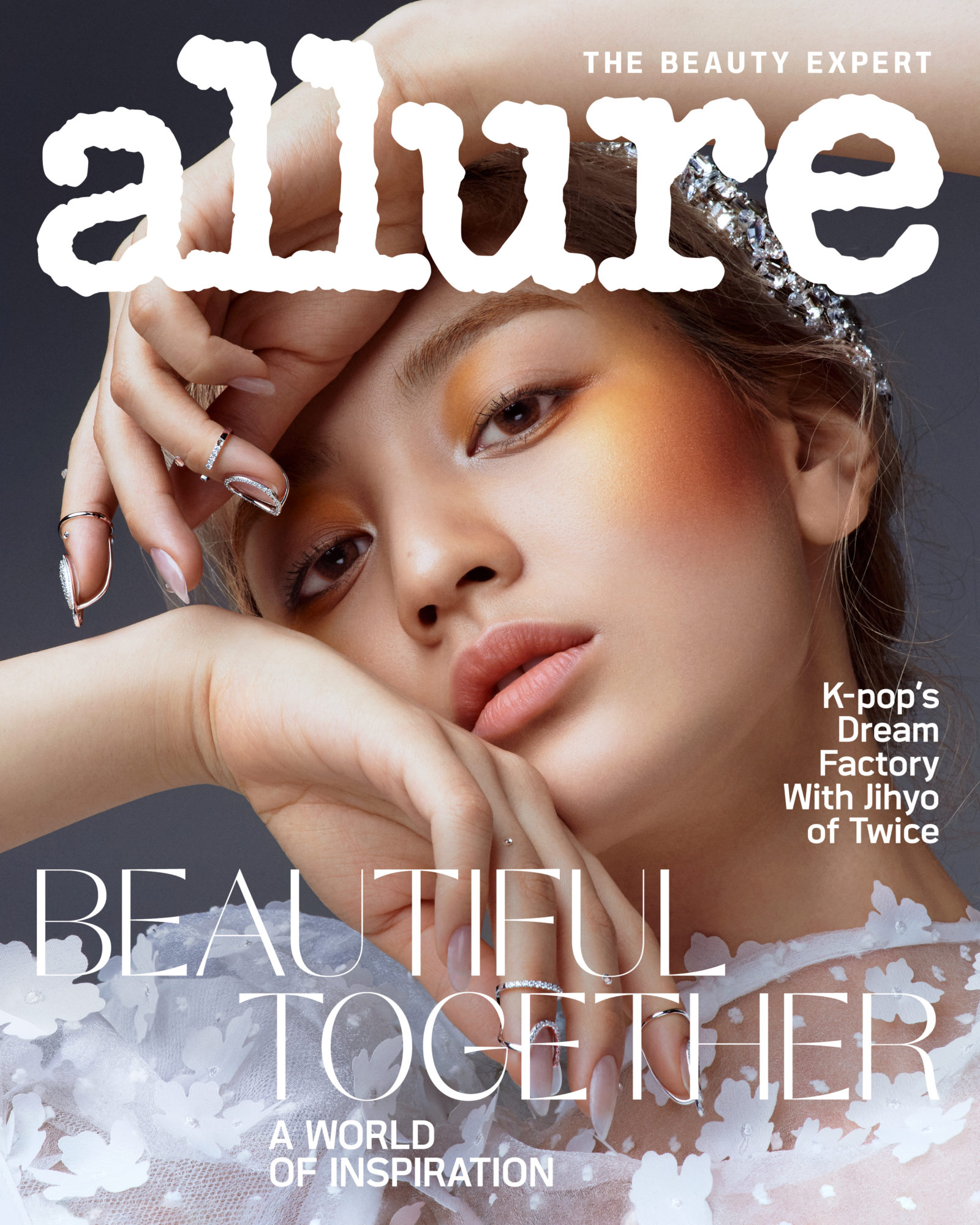 Twice Allure May 2020 Jihyo Cover
