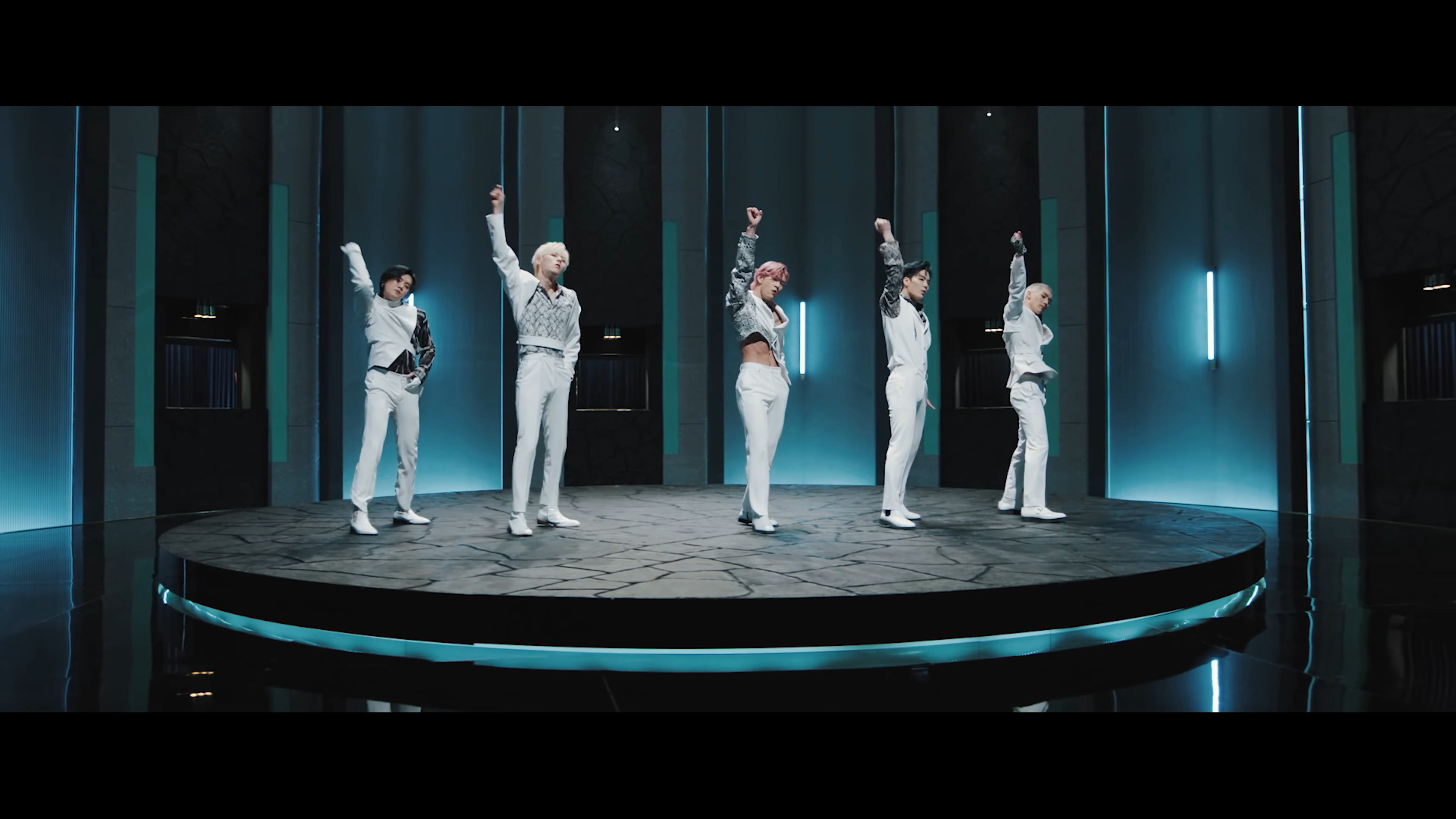 NU'EST I'm In Trouble who's who