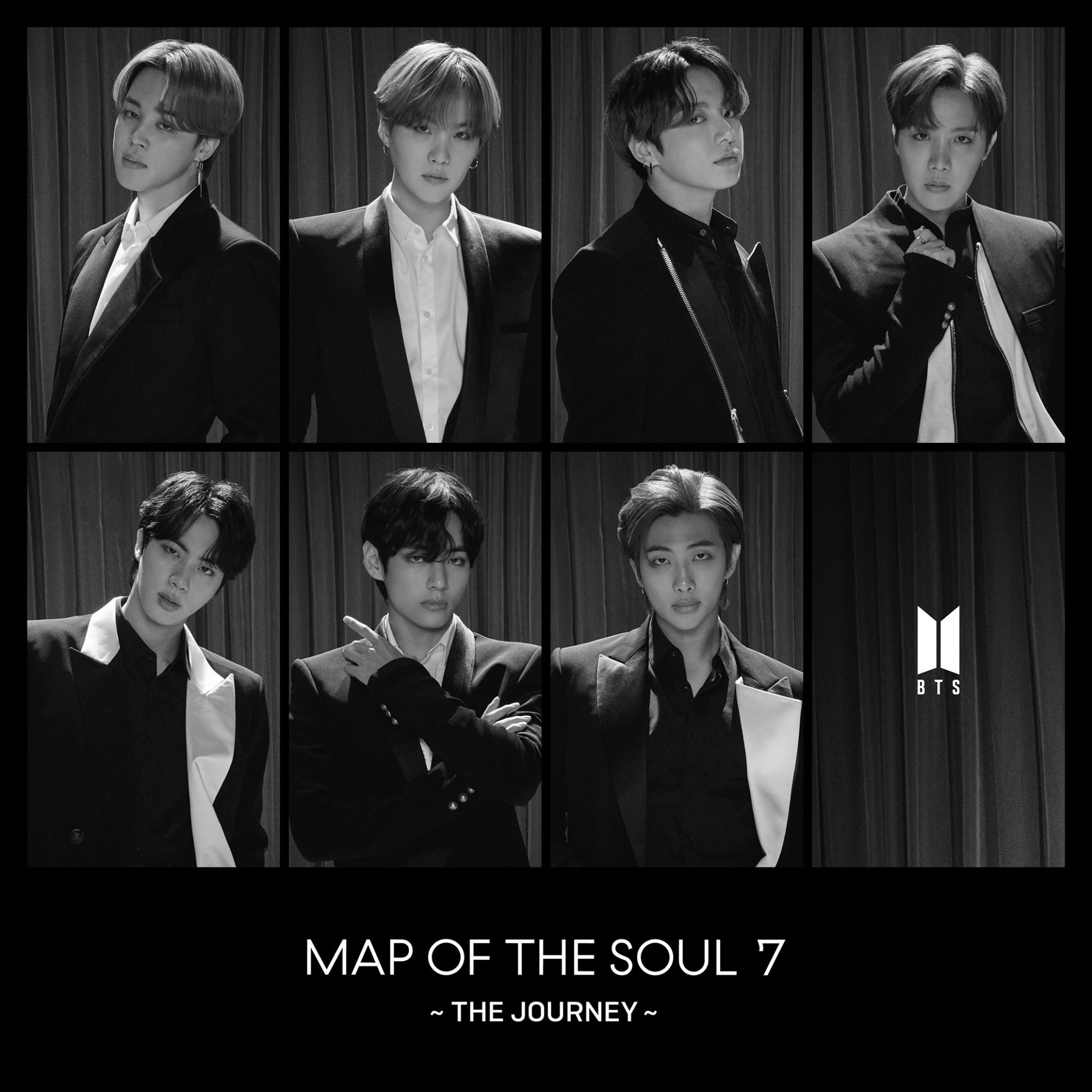 BTS Map Of The Soul 7: The Journey