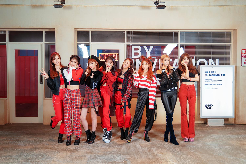 gugudan 8 members