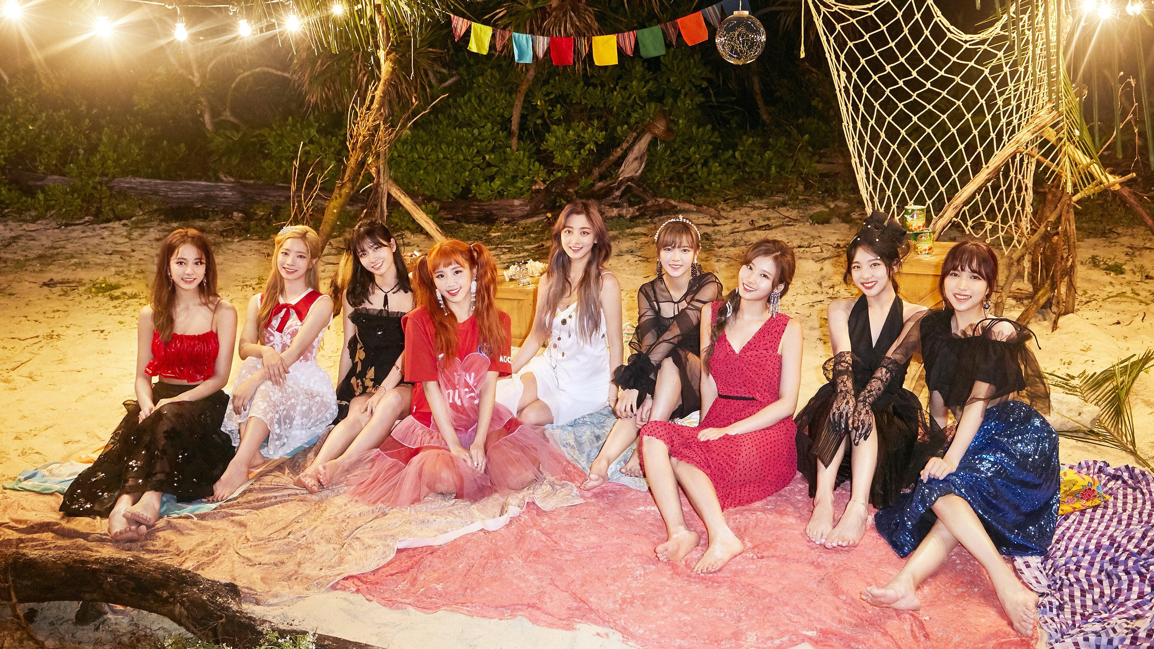 Twice 9 Members