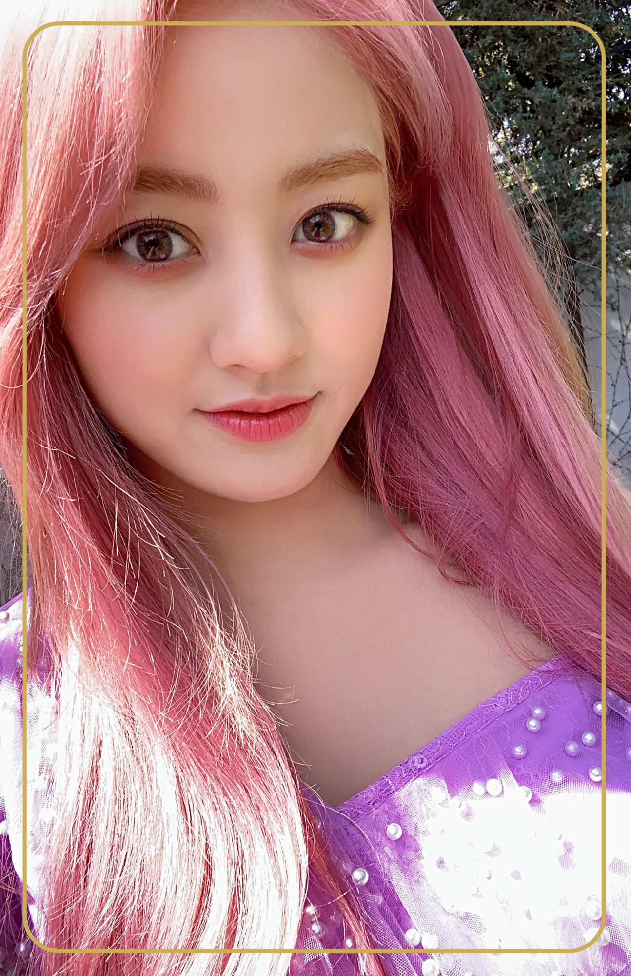 twice more  more album photocard jihyo