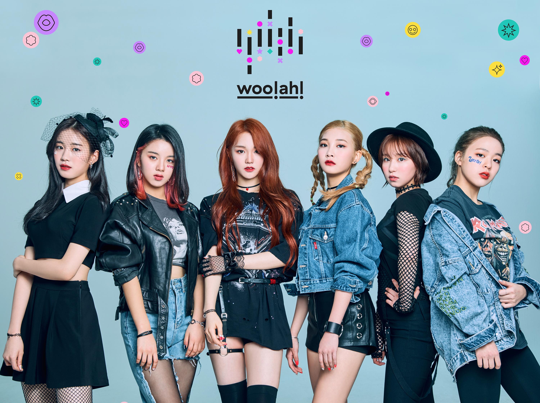 woo!ah! Members Profile - K-Pop Database / dbkpop.com
