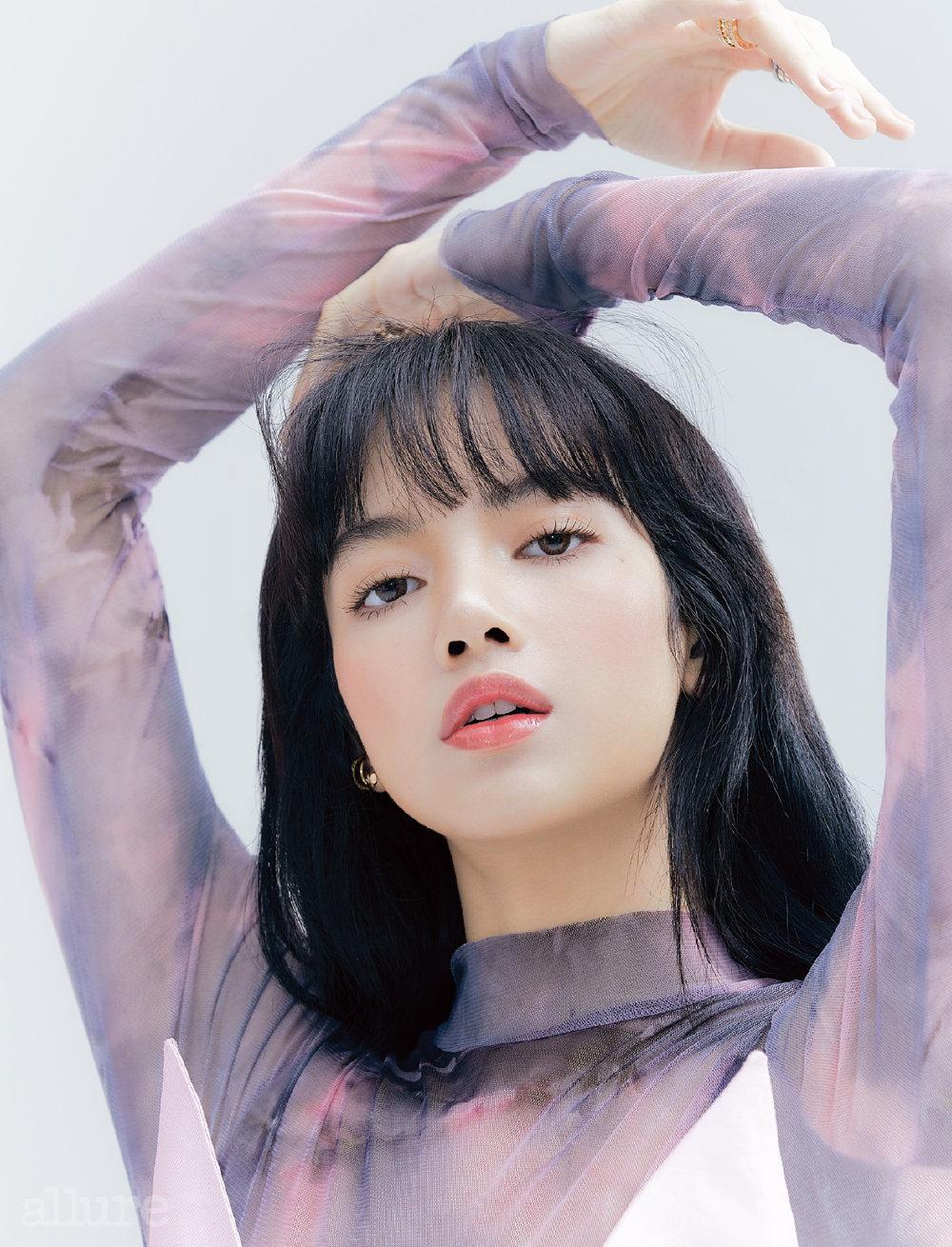 Blackpink Lisa For Allure June 2020 Pictorial Hq K Pop Database Dbkpop Com