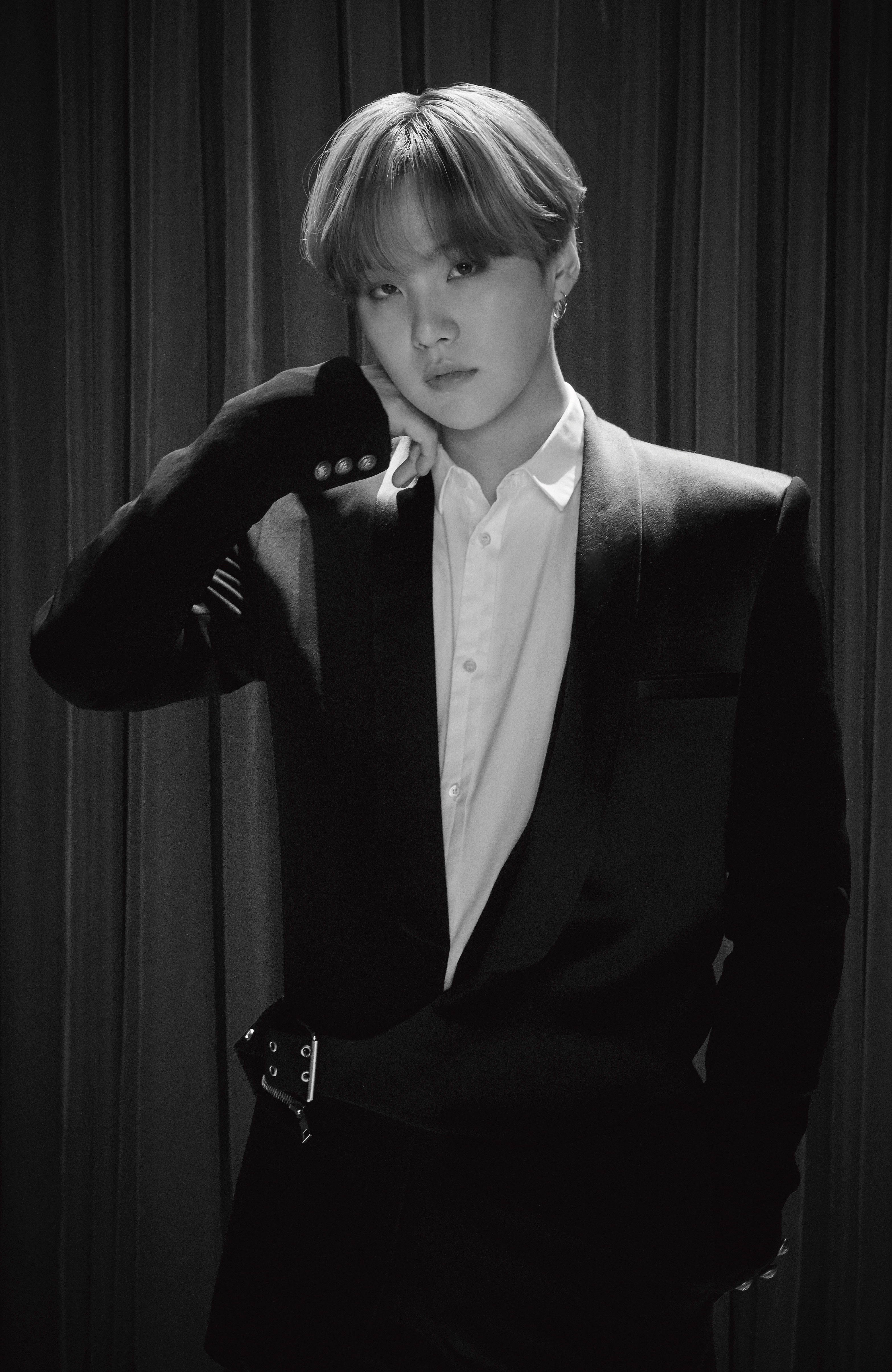 bts map of the soul 7 the journey concept SUGA