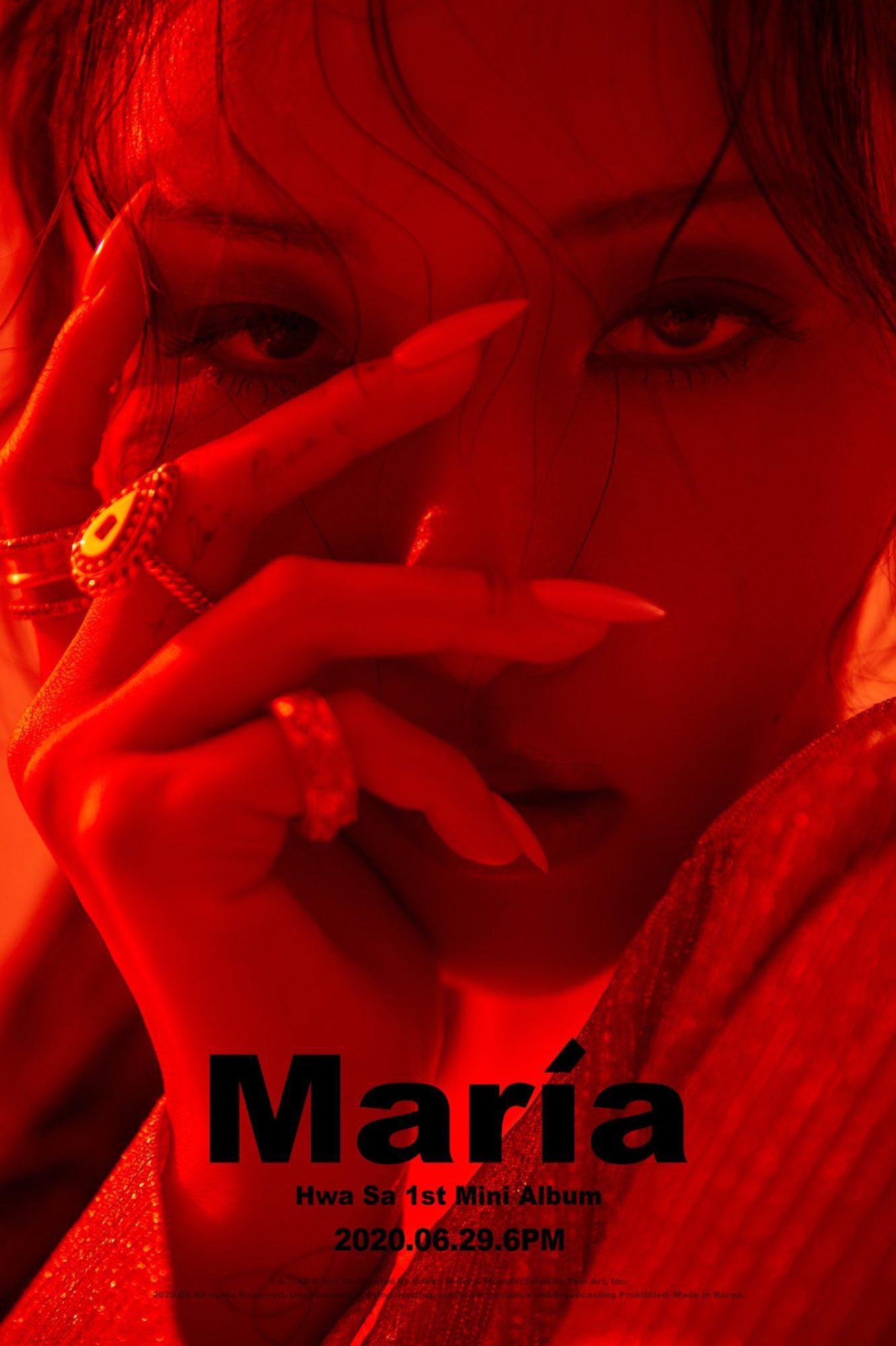 Hwasa Maria