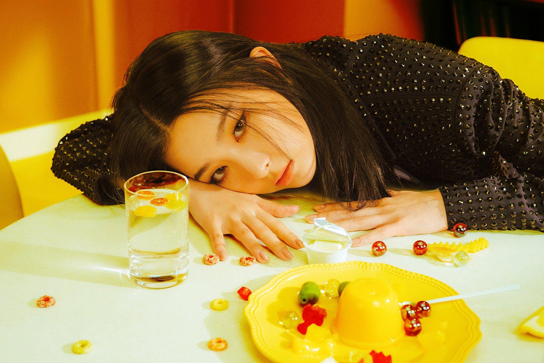 Seulgi Red Velvet IRENE & SEULGI Monster Teaser