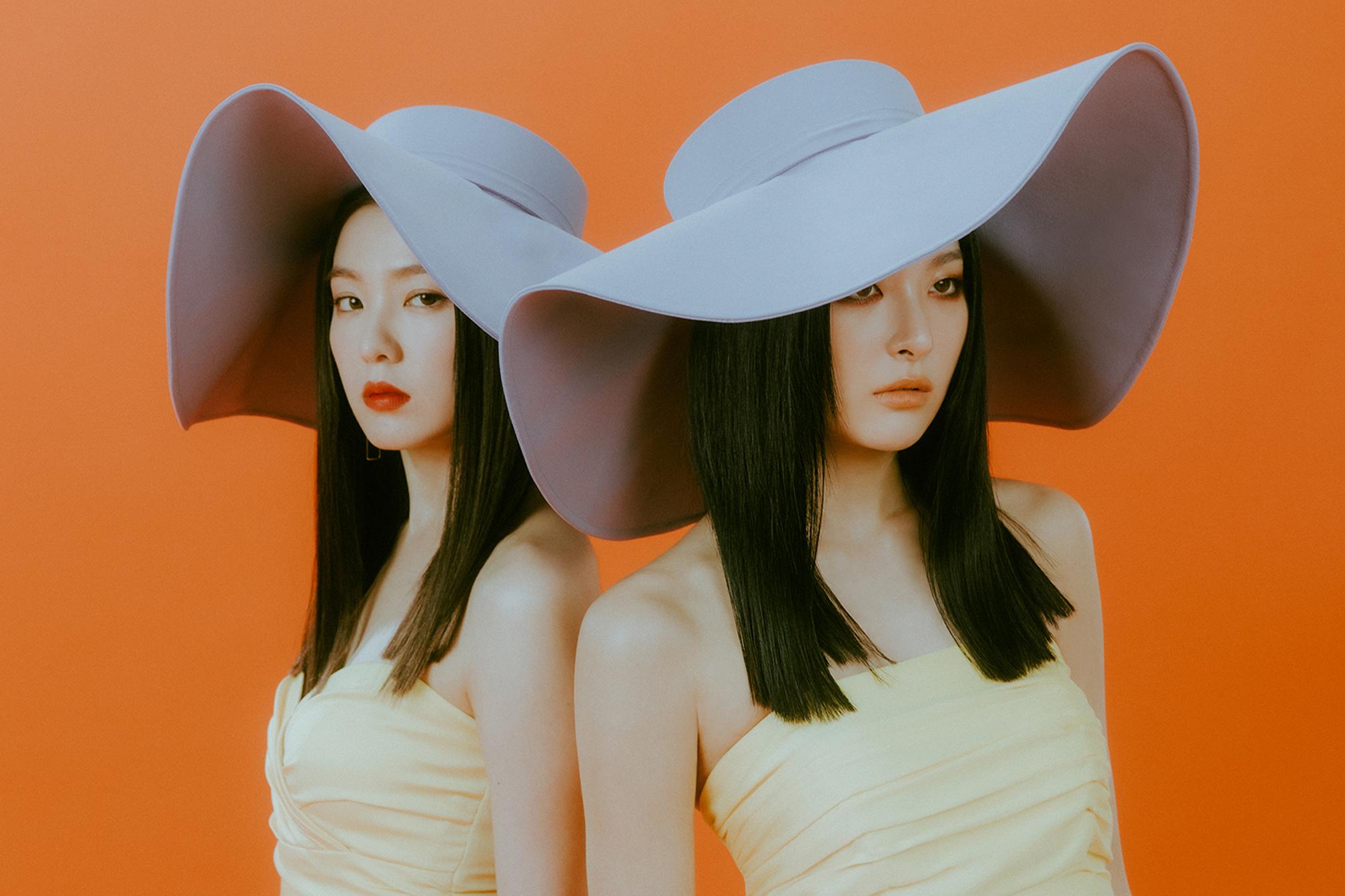 Red Velvet IRENE & SEULGI Monster Teaser 2 Group