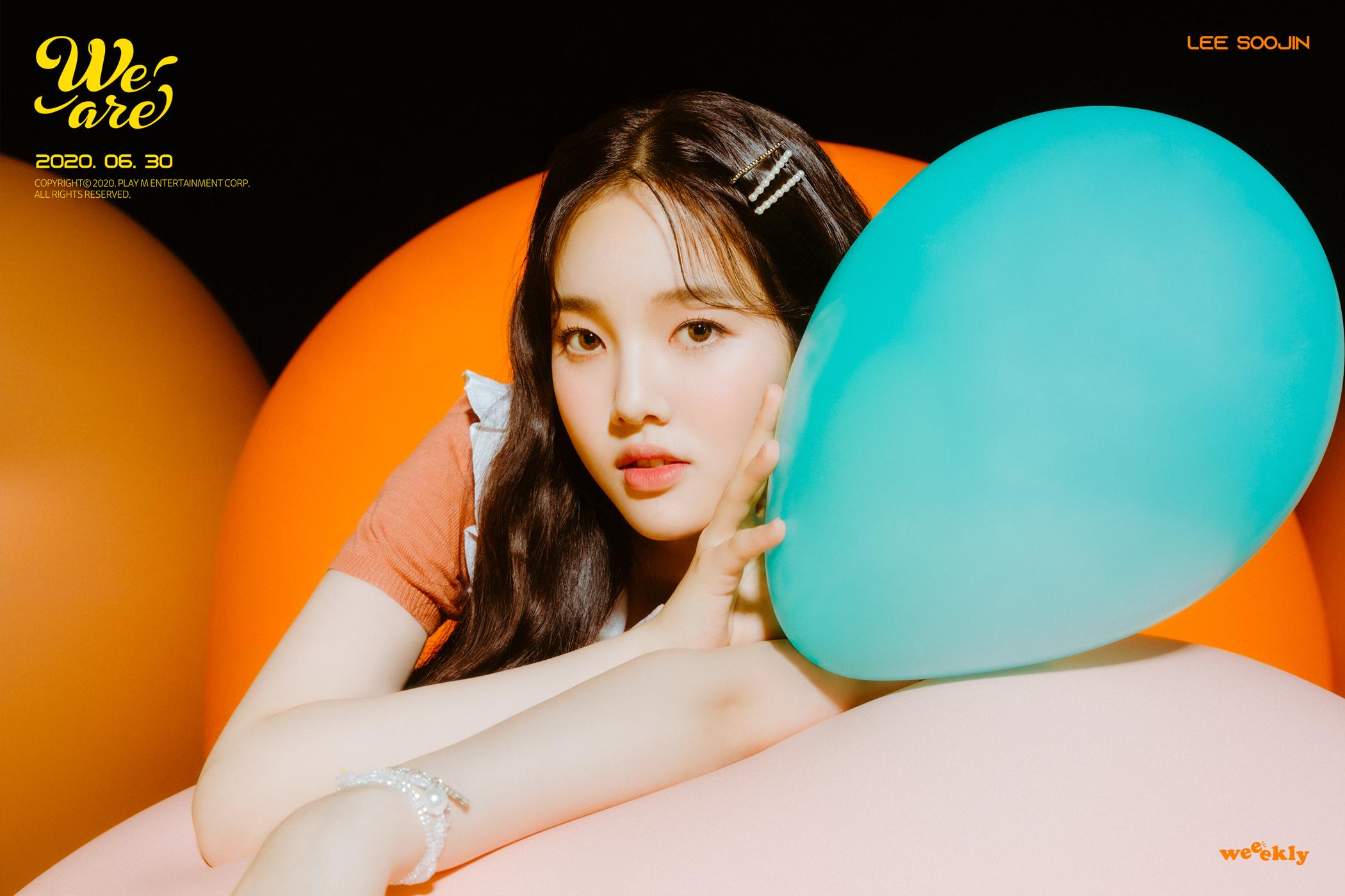 Lee Soojin Weeekly We Are Teaser
