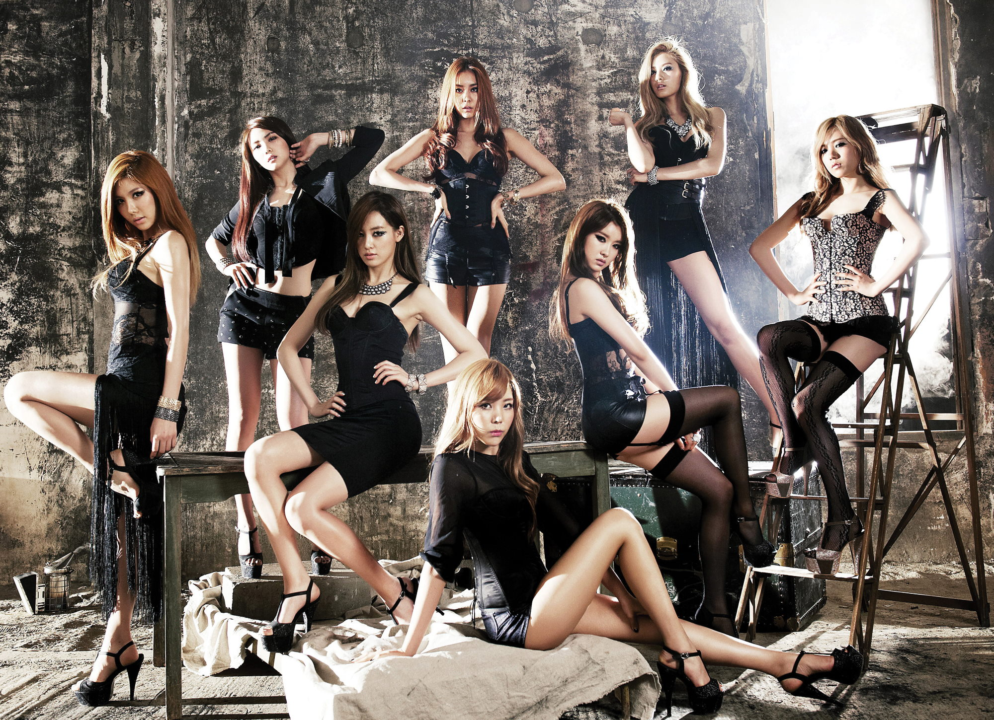 After School Members Profile