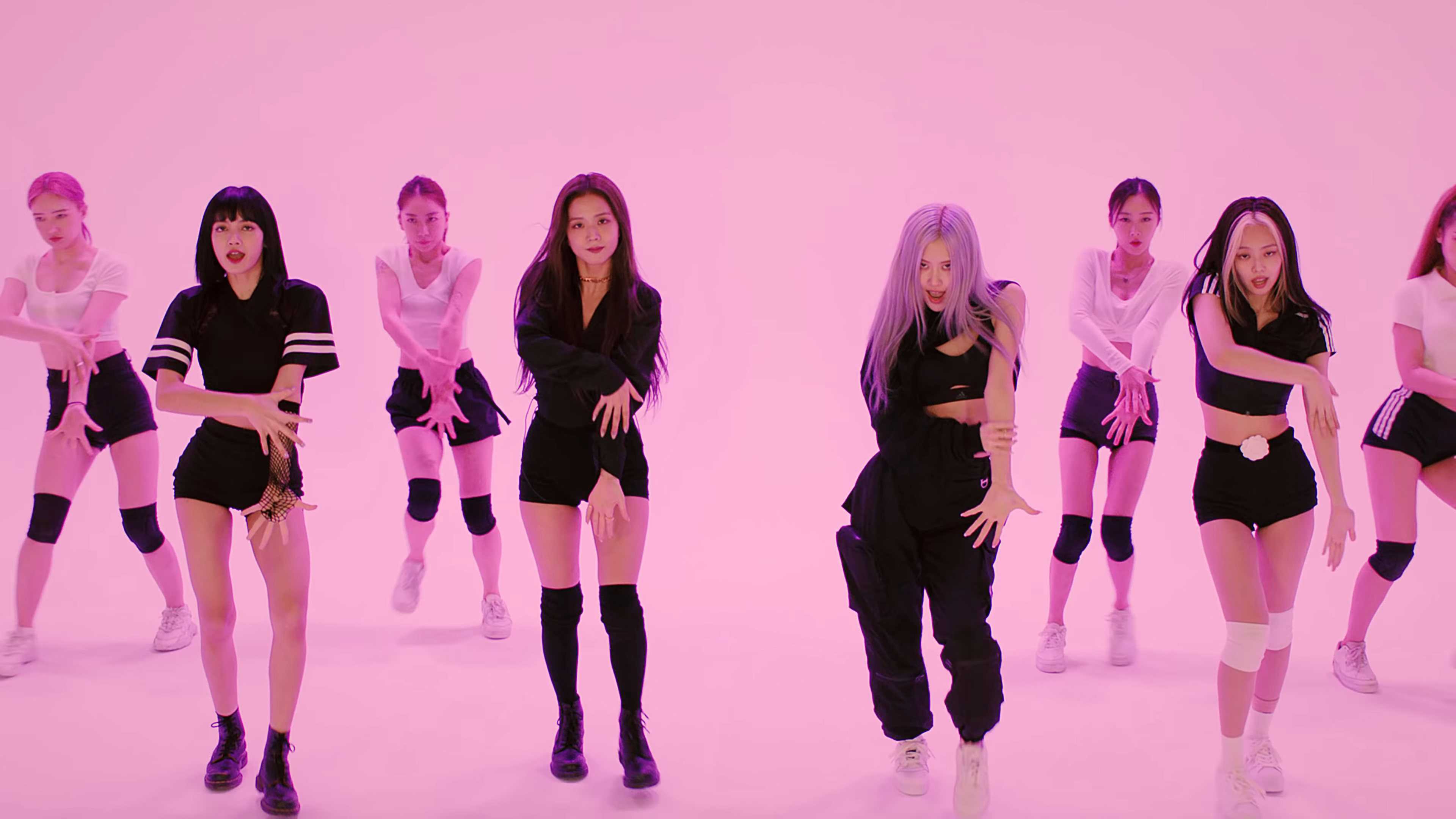 BLACKPINK How You Like That Dance Performance MV Screencaps