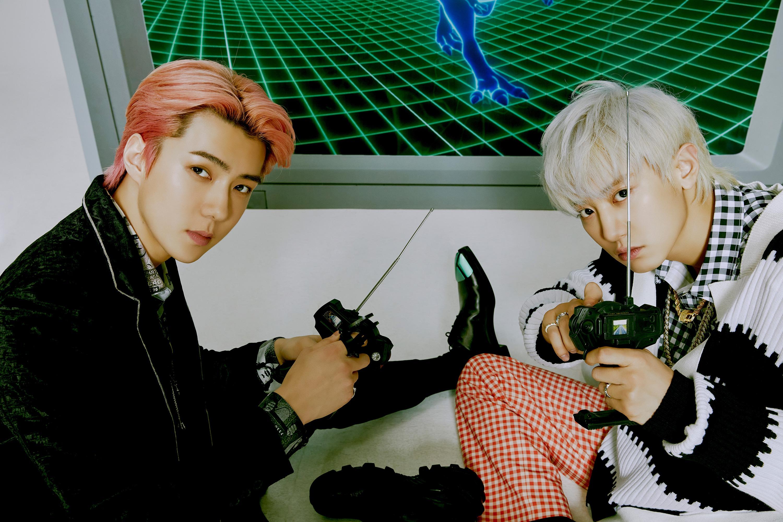 EXO-SC 1 Billion Views Teaser