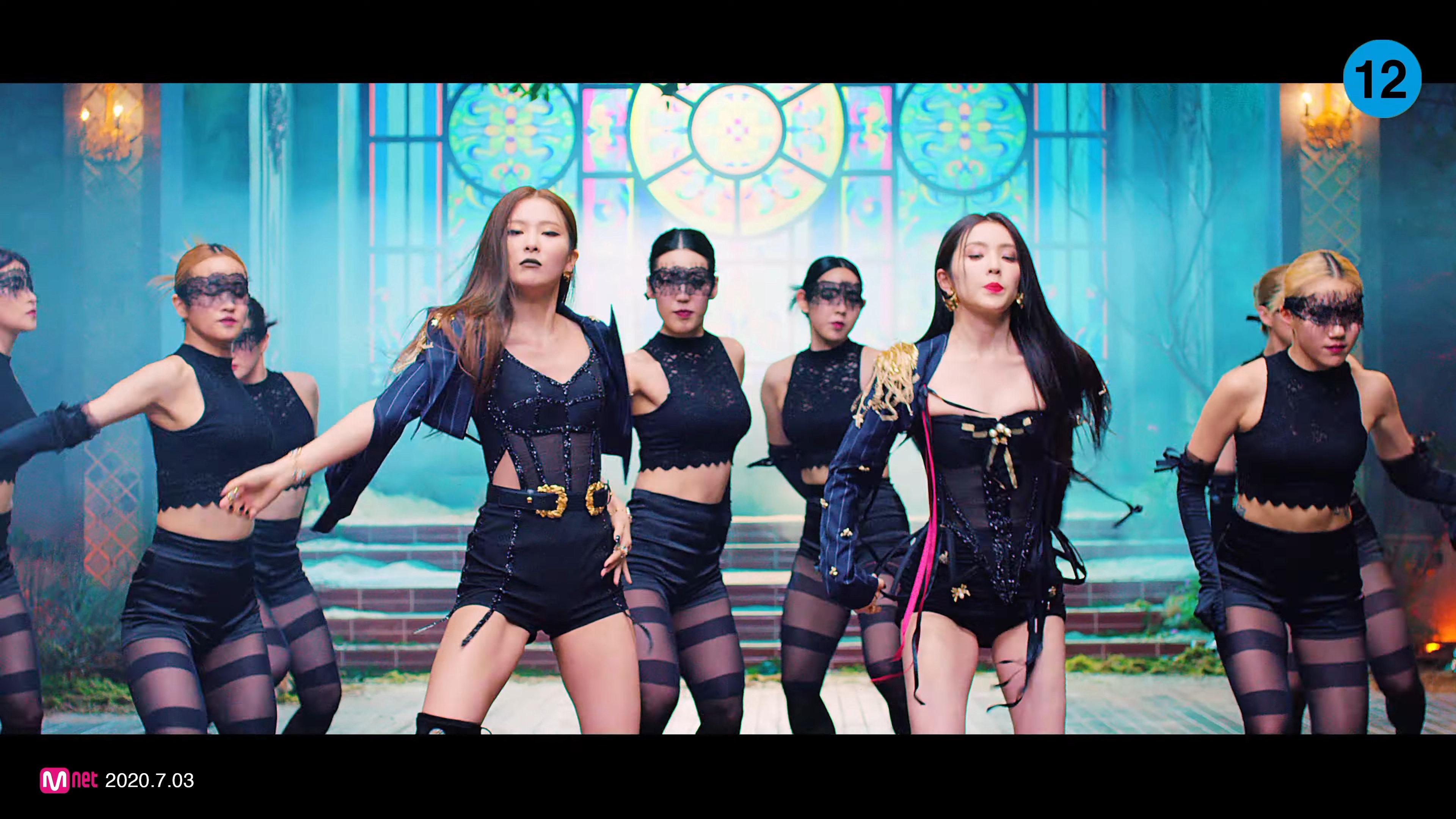 Red Velvet – IRENE & SEULGI Monster Teaser Photos 5 + Monster MV Teaser Screencaps (HD/HQ)