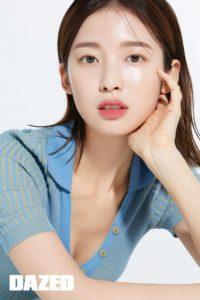 Oh My Girl Arin Dazed Korea August 2020