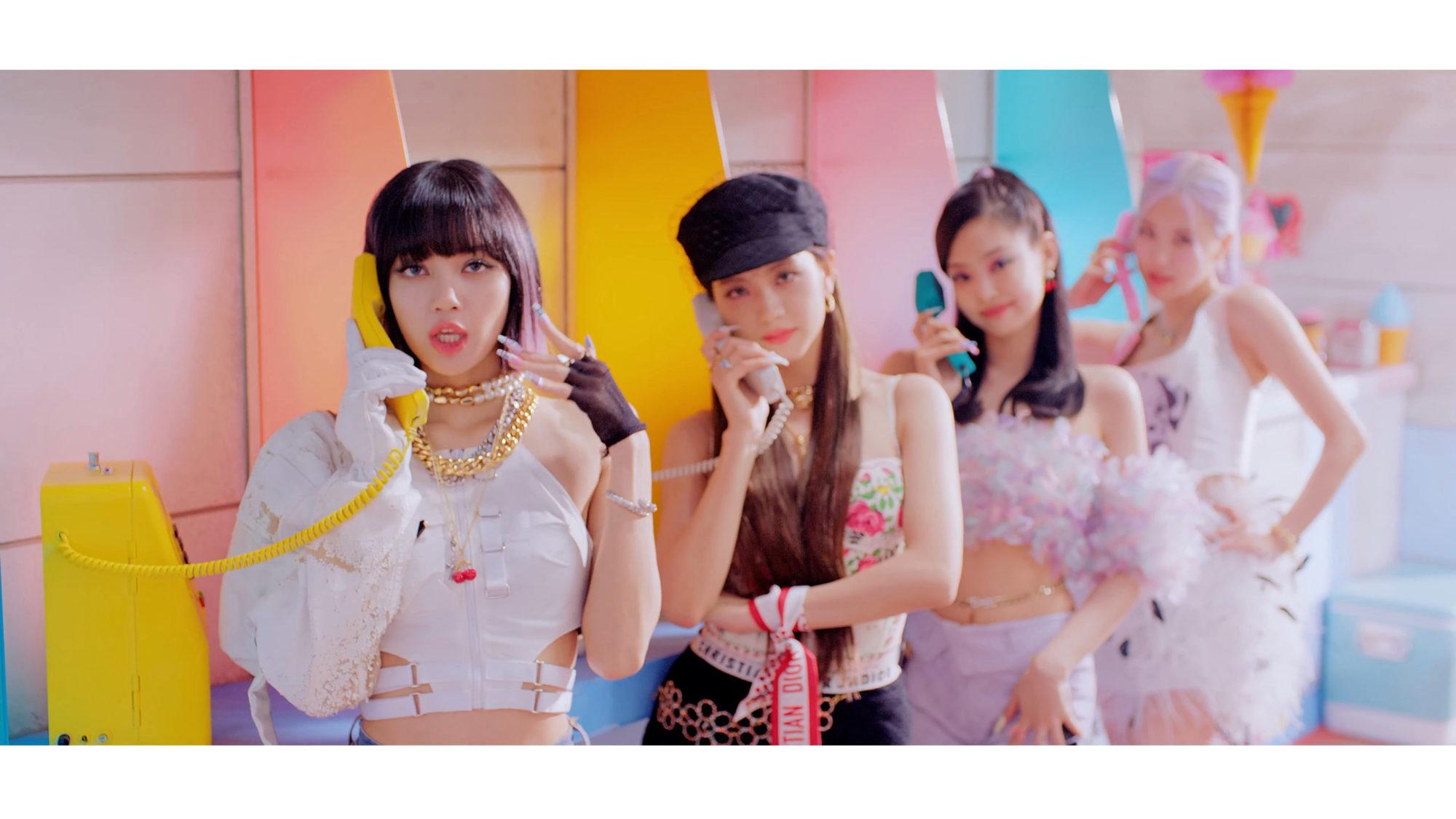 Blackpink The Album Leaked Tracklist K Pop Database Dbkpop Com