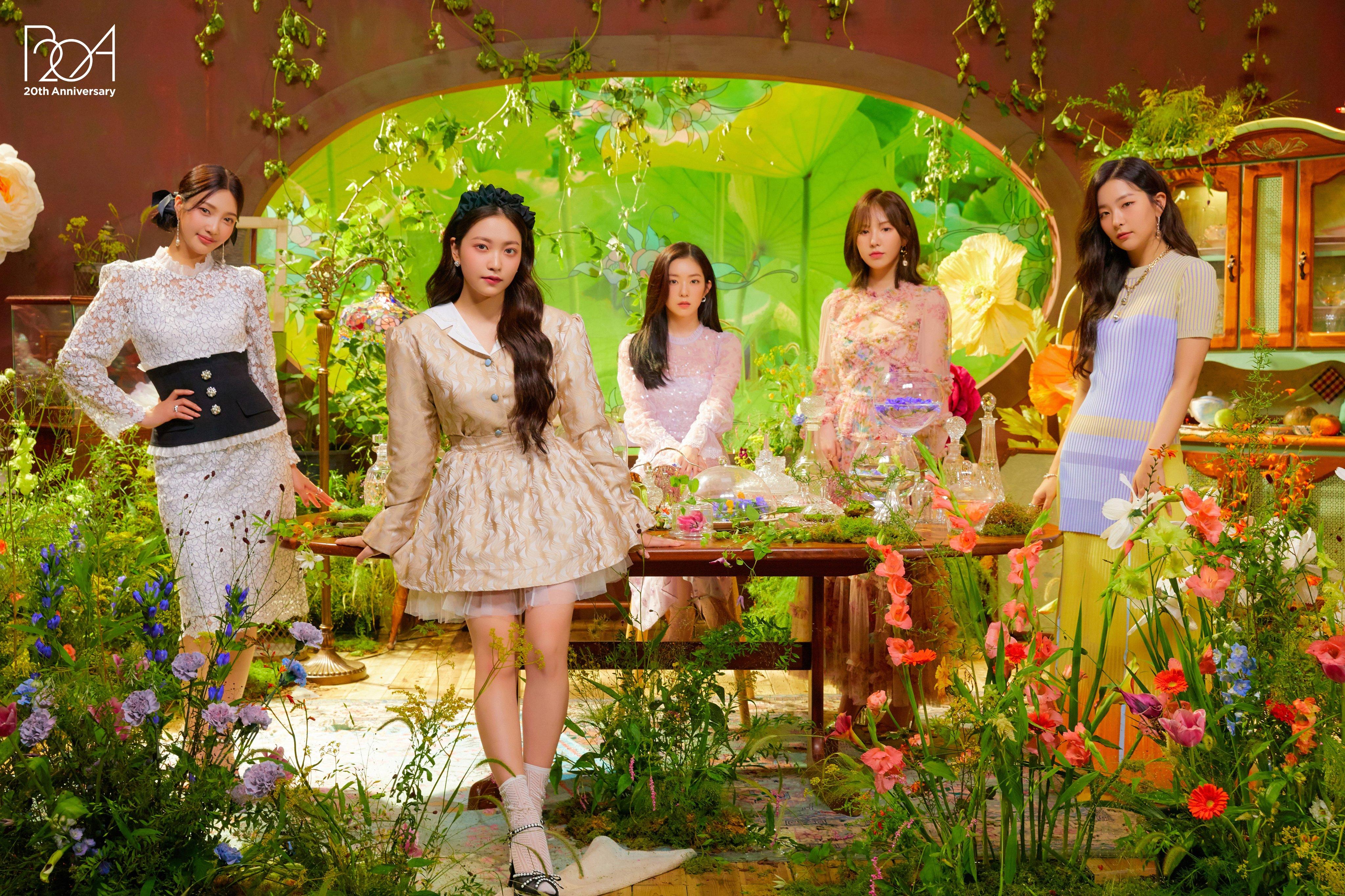Red Velvet 'Our Beloved BoA' Teaser Photos (HD/HQ/HR)