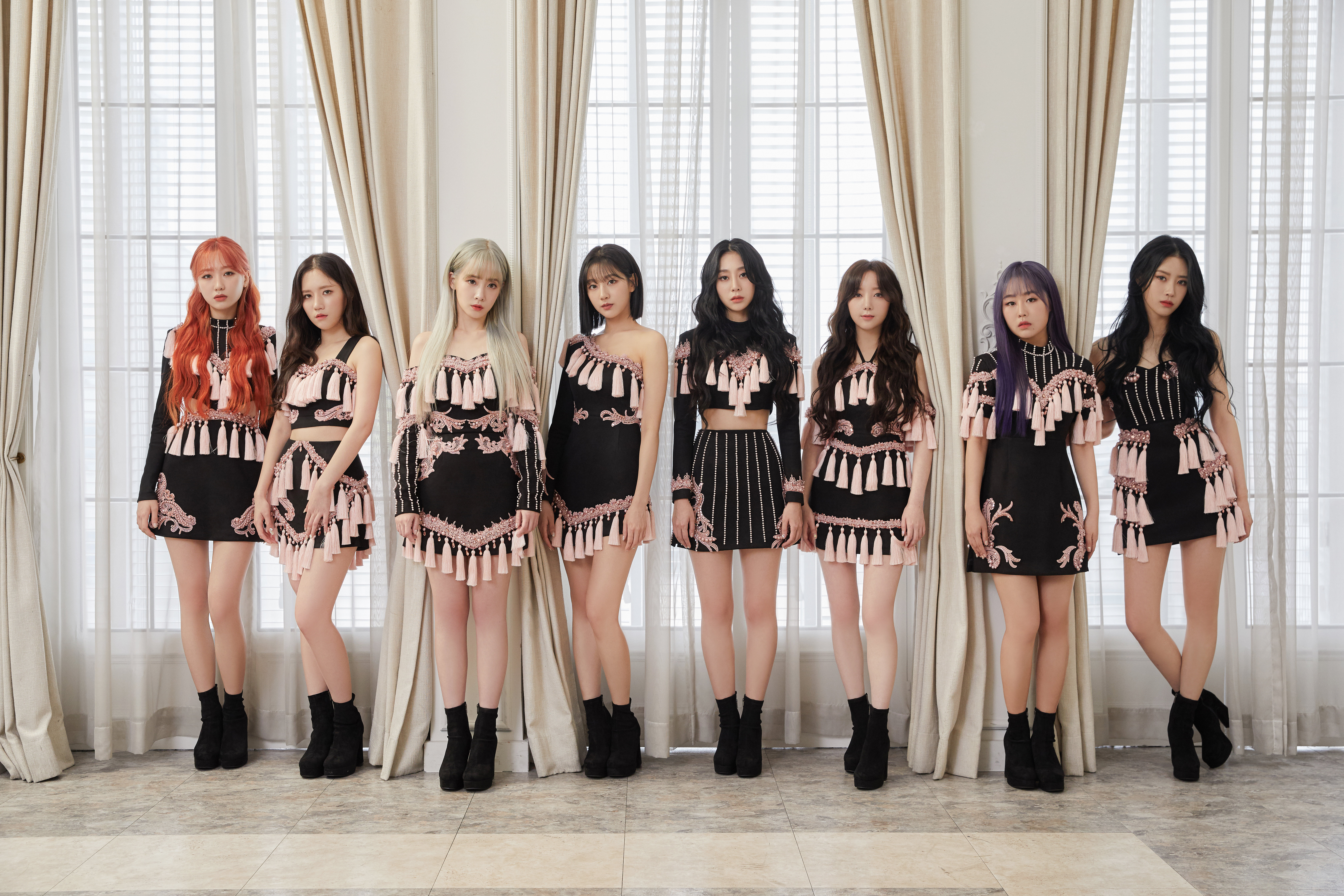 Lovelyz Unforgettable Concept Group