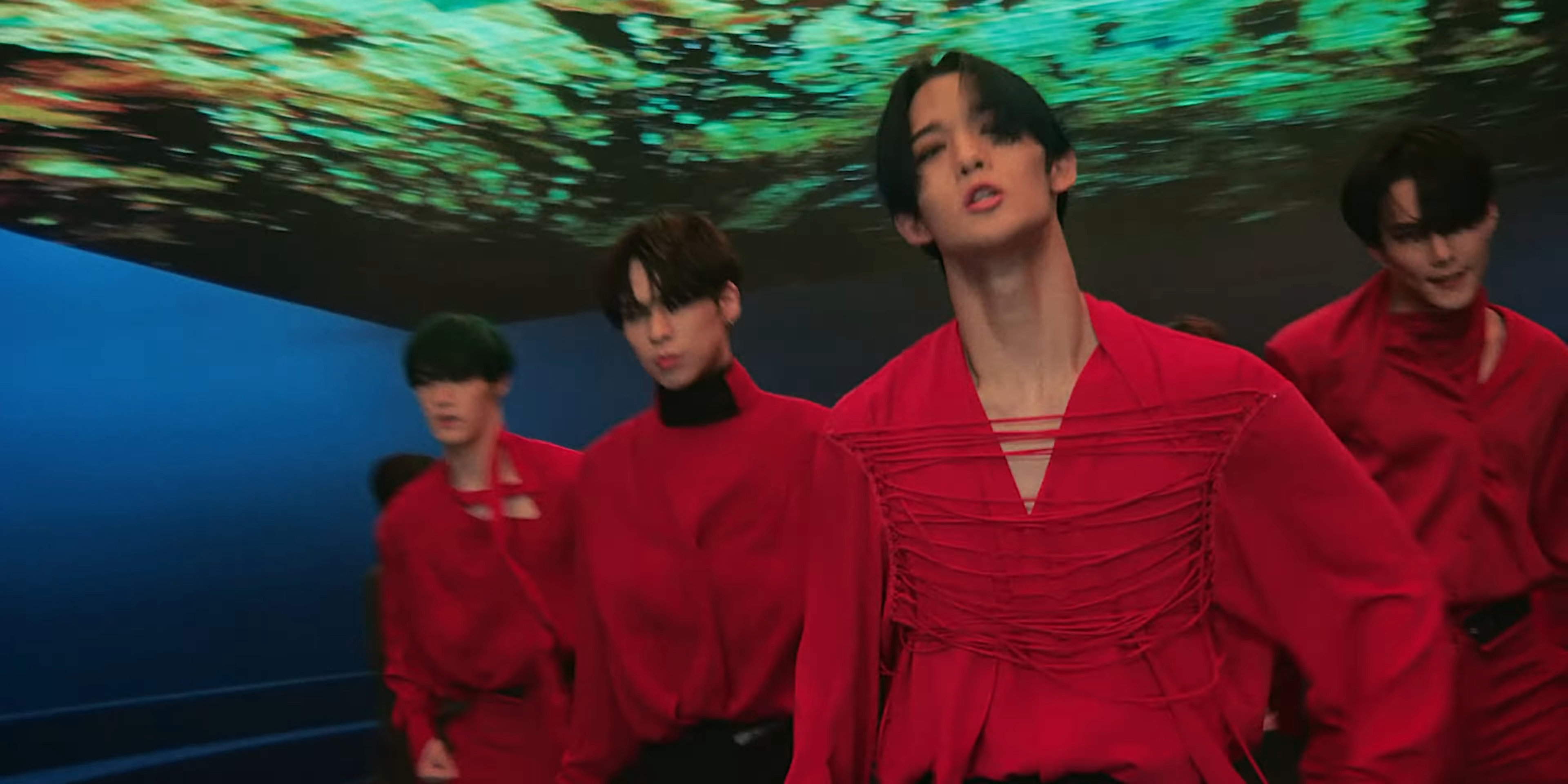 CIX talks about «Jungle» in an interview