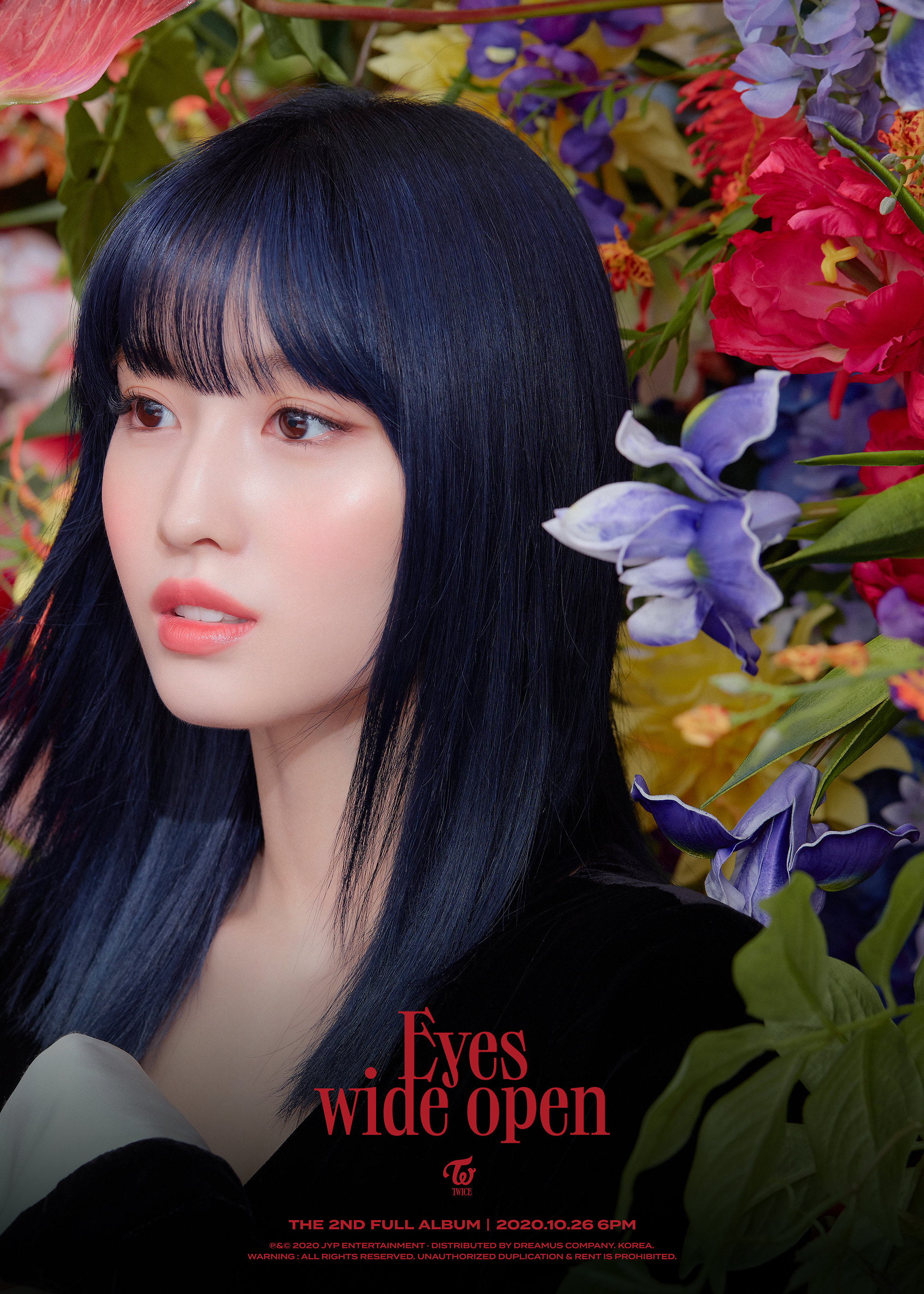 TWICE Eyes Wide Open Momo Teasers (HD/HQ)