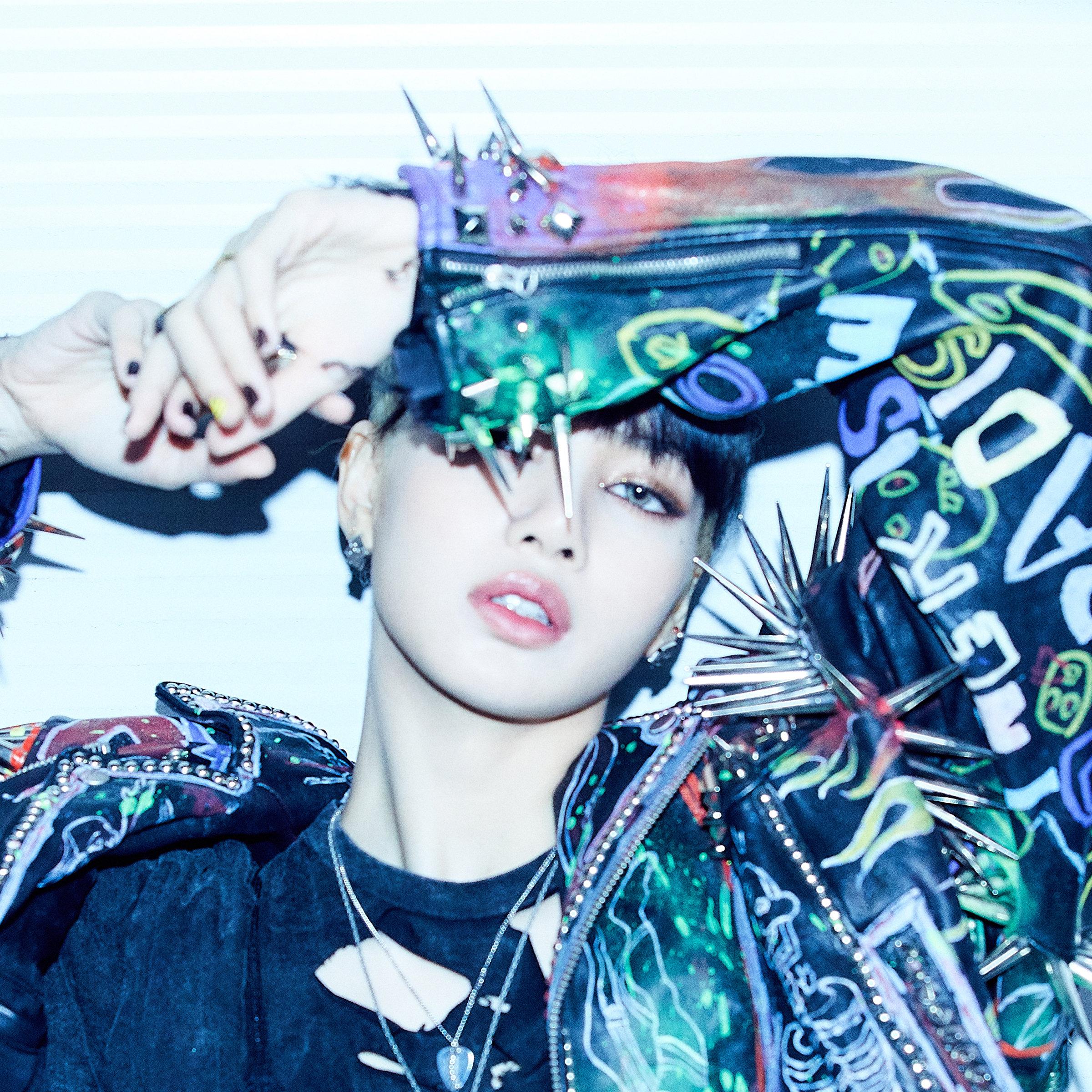 blackpink the Album concept lisa