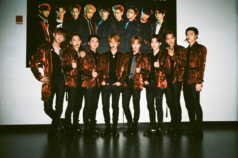 EXO Members Age