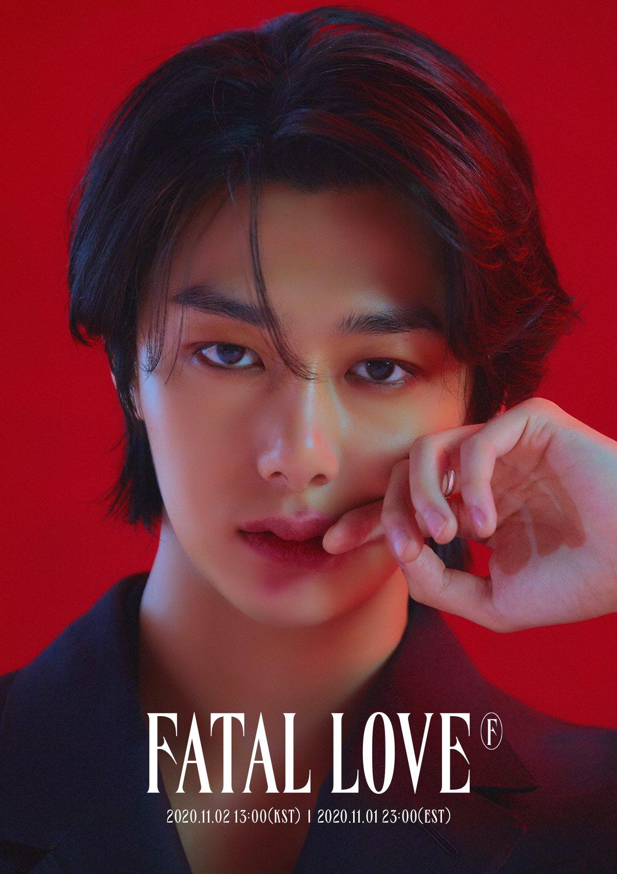 Monsta X Fatal Love Teaser Photos 1 Hd Hq K Pop Database Dbkpop Com