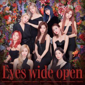 Twice Eyes Wide Open Online Cover
